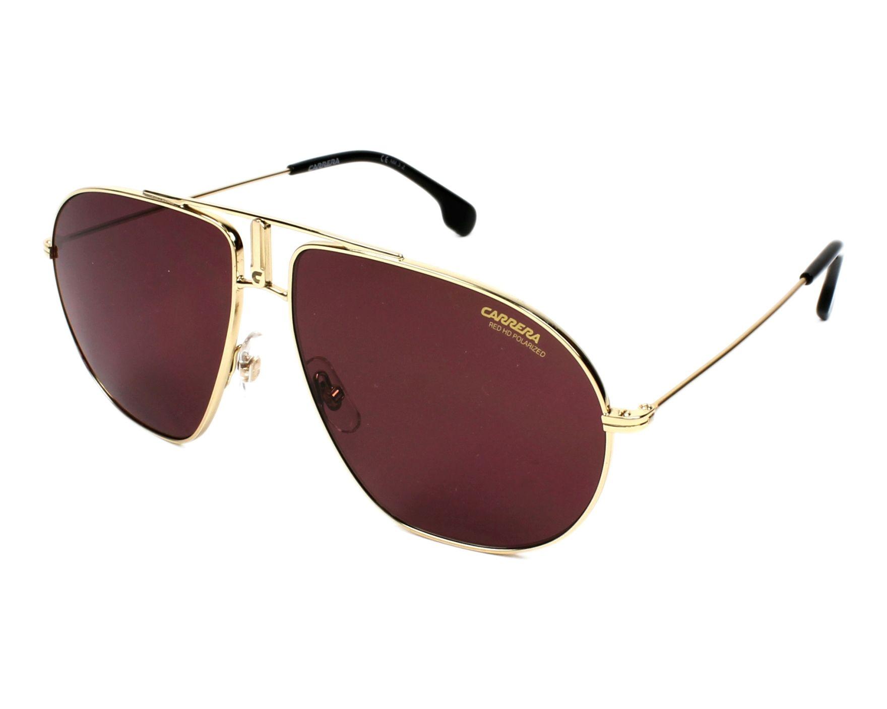 Carrera Eyewear Sonnenbrille » CARRERA BOUND«, weiß, B4E/HA - weiß/braun
