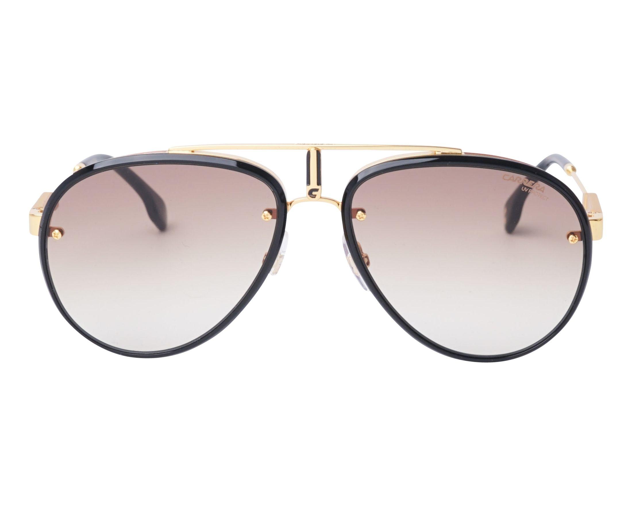 Carrera Eyewear Sonnenbrille » CARRERA GLORY«, schwarz, 003/2K - schwarz/grau