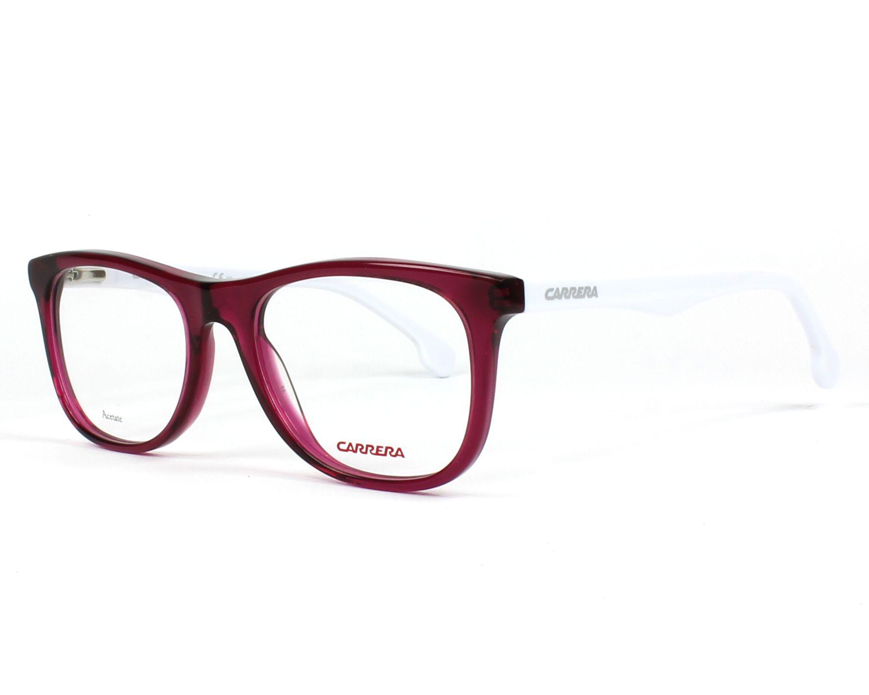 Carrera Eyewear Kinderbrillen Brille » CARRERINO 63«, rot, W6Q - rot