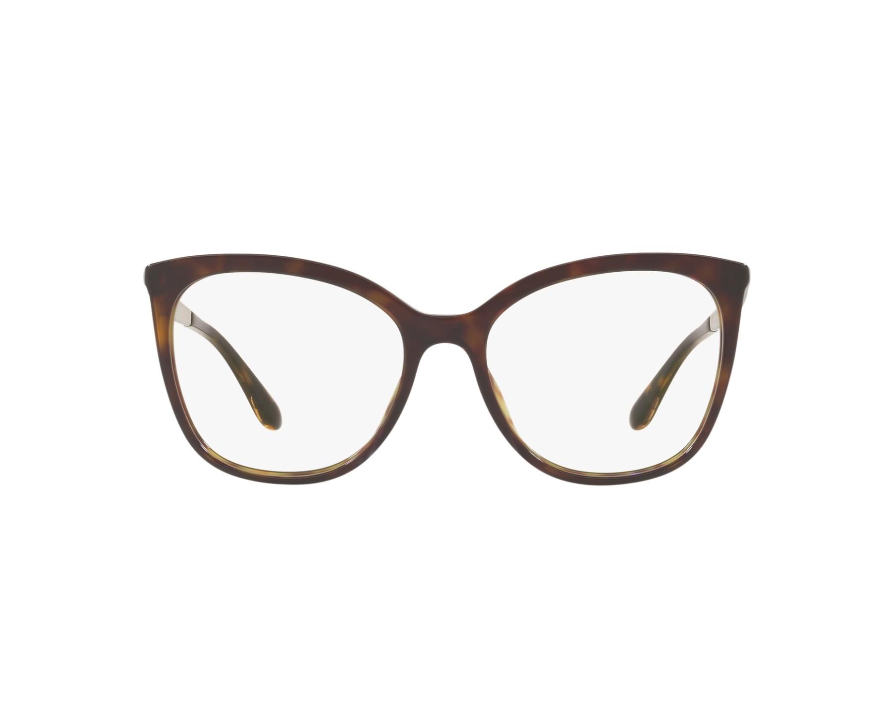 DOLCE & GABBANA Dolce & Gabbana Damen Brille » DG3278«, braun, 502 - braun