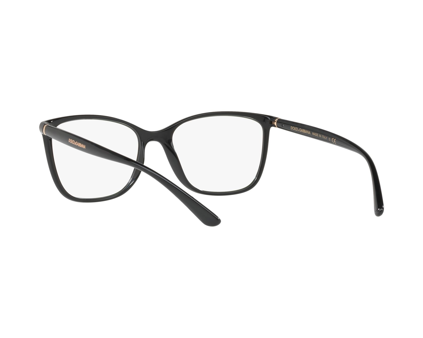 DOLCE & GABBANA Dolce & Gabbana Damen Brille » DG5026«, schwarz, 501 - schwarz