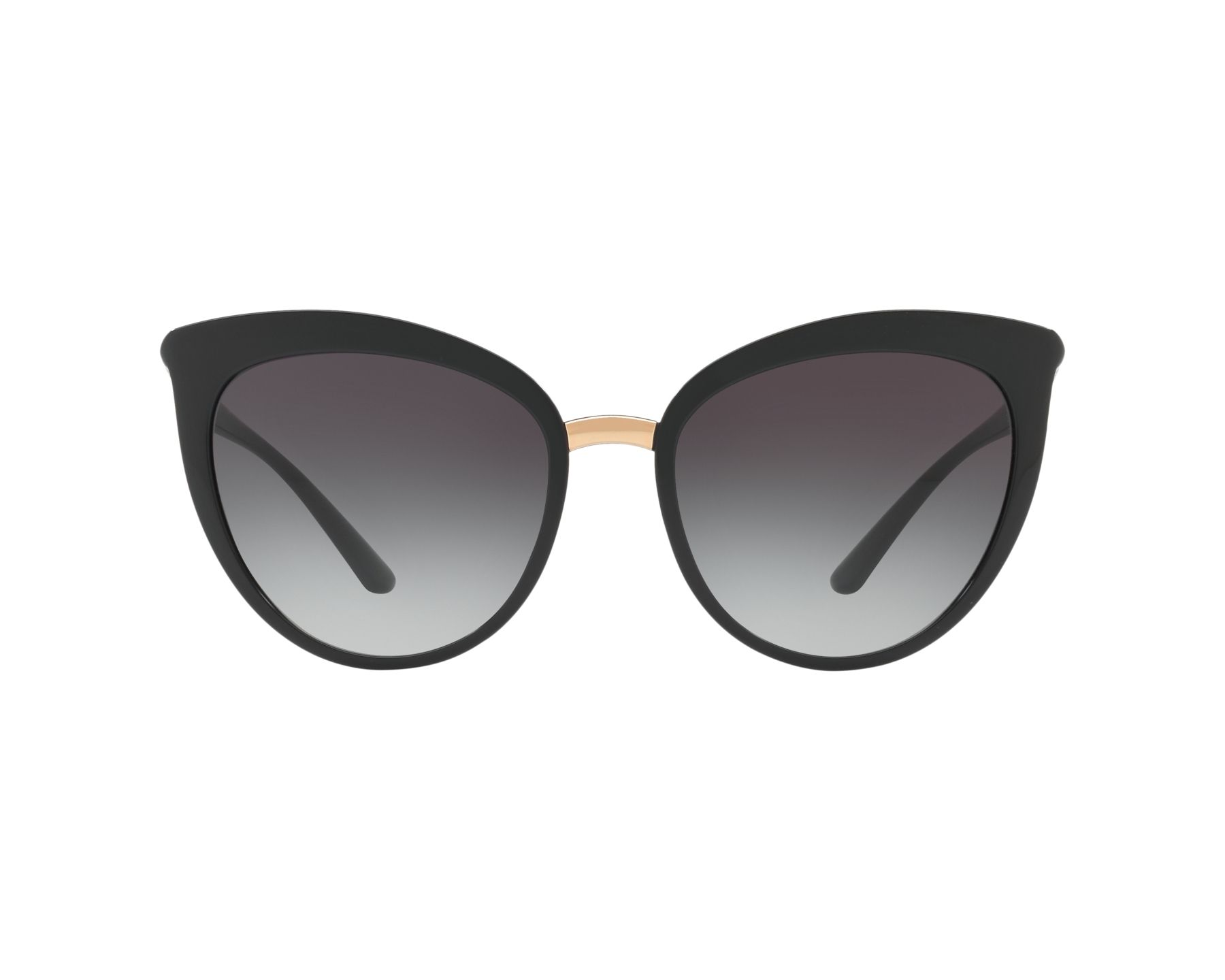 Dolce and Gabbana DG6113 Sonnenbrille Schwarz 501/8G 55mm x8oJrAqD