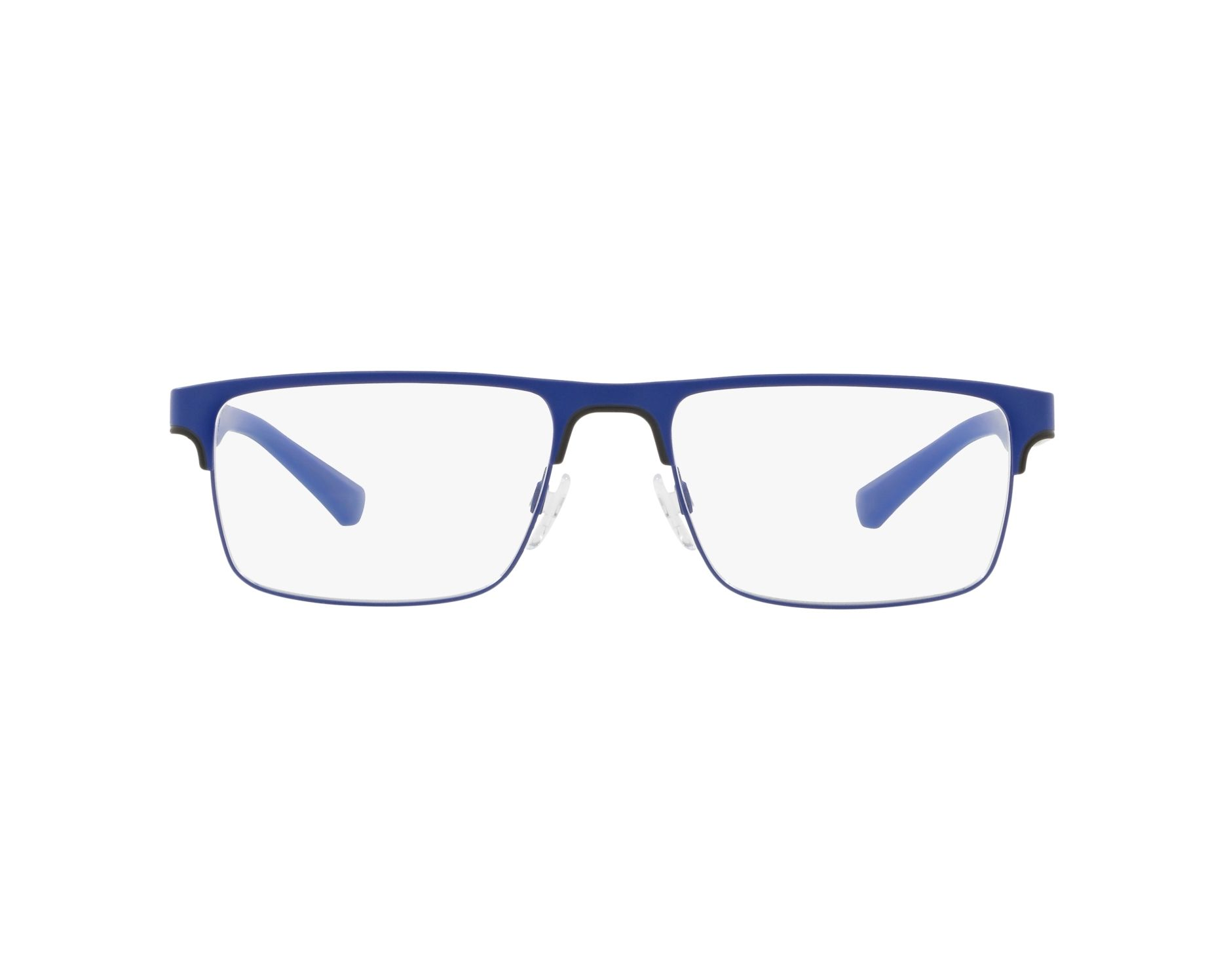 Emporio Armani Herren Brille » EA1075«, blau, 3229 - blau