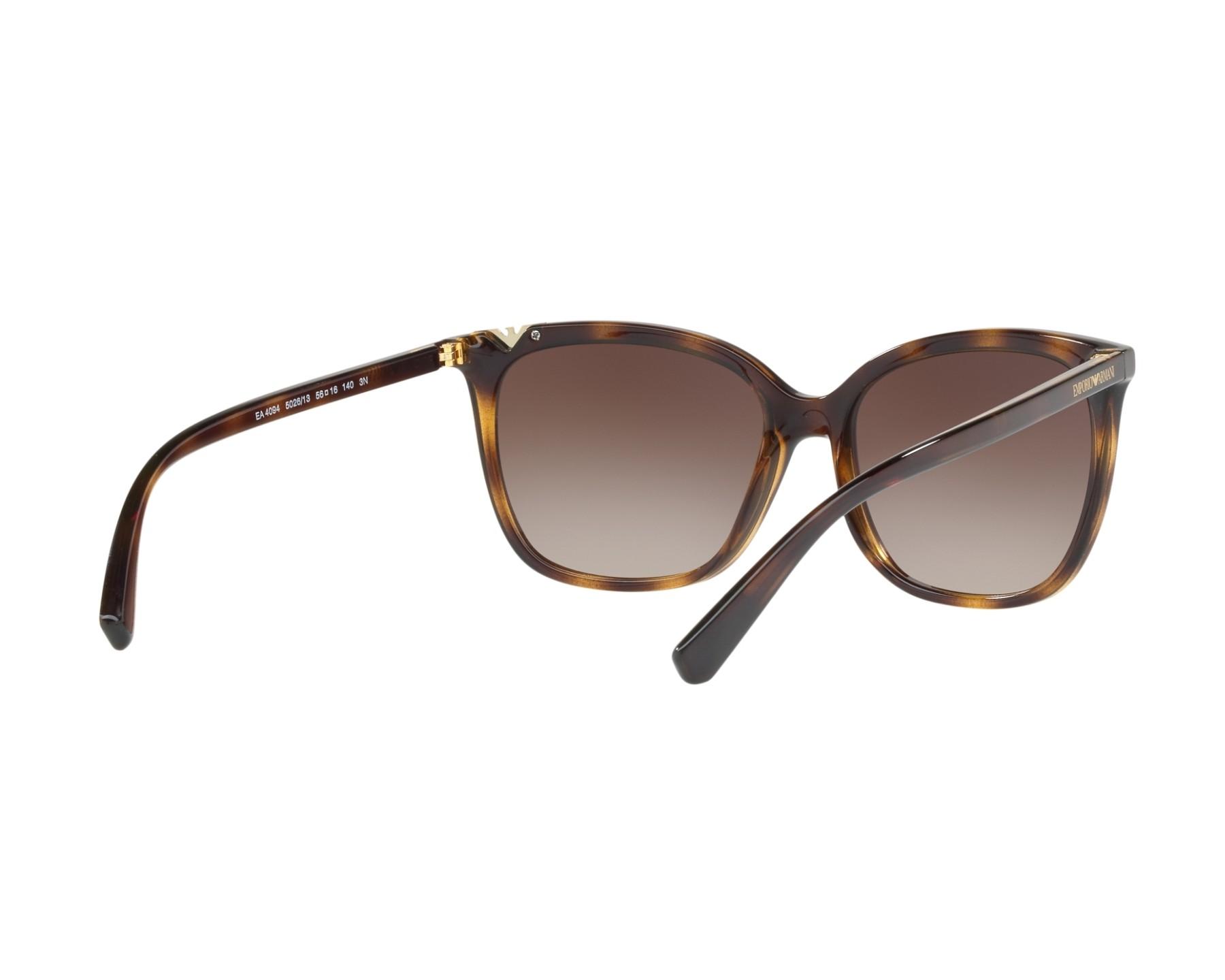 Emporio Armani EA4094 Sonnenbrille Violett 560311 56mm mJqi6i
