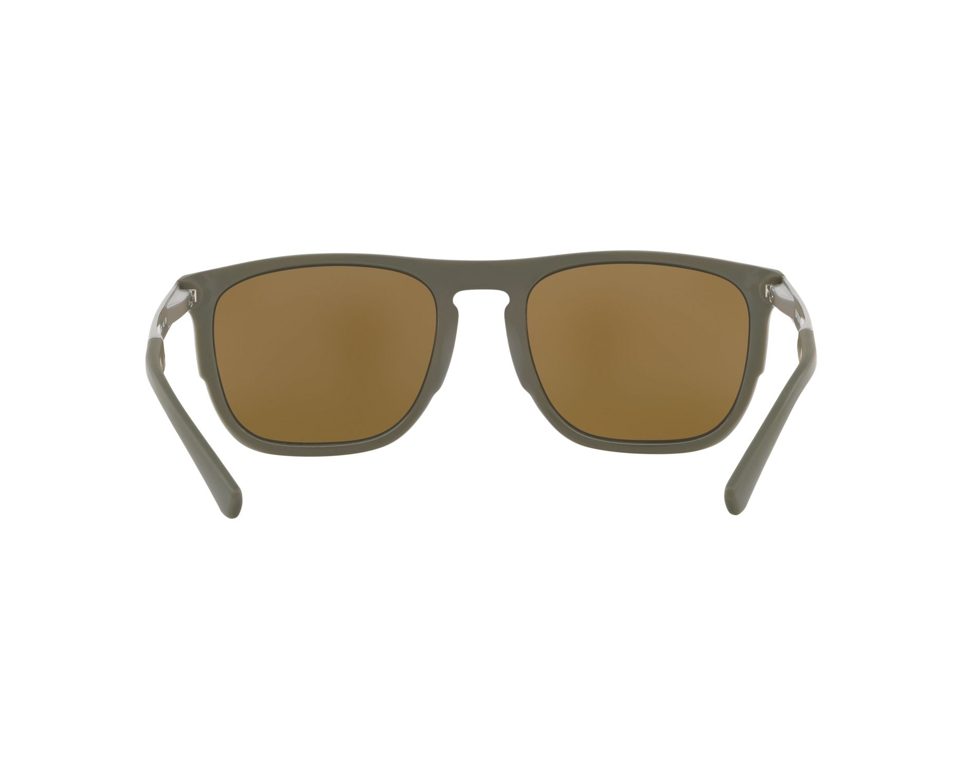 Emporio Armani Herren Sonnenbrille » EA4114«, rot, 56726G - rot/schwarz