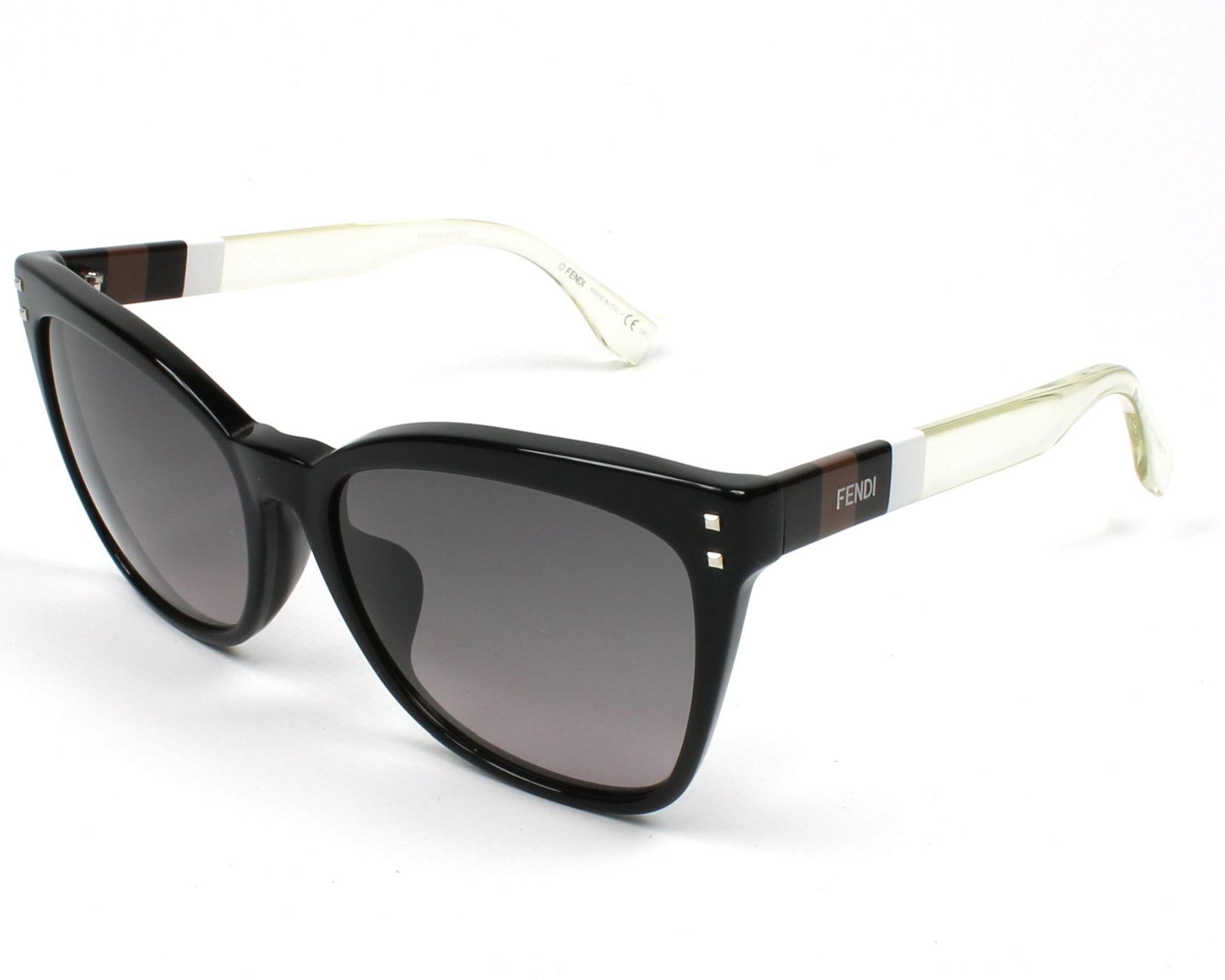 Fendi Sonnenbrille grau 8LIpHp