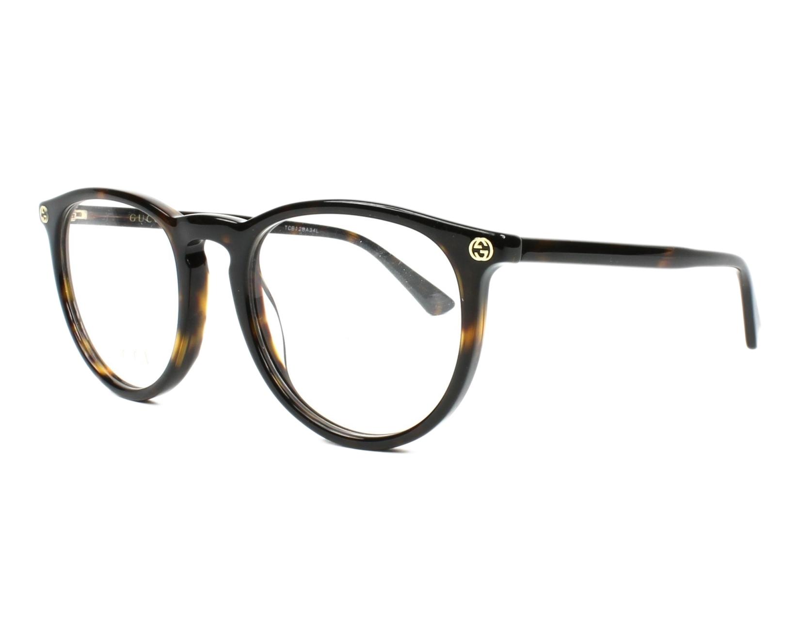 Kaufen Sie Ihre Gucci Brille GG-00270 002 Online - Visionet