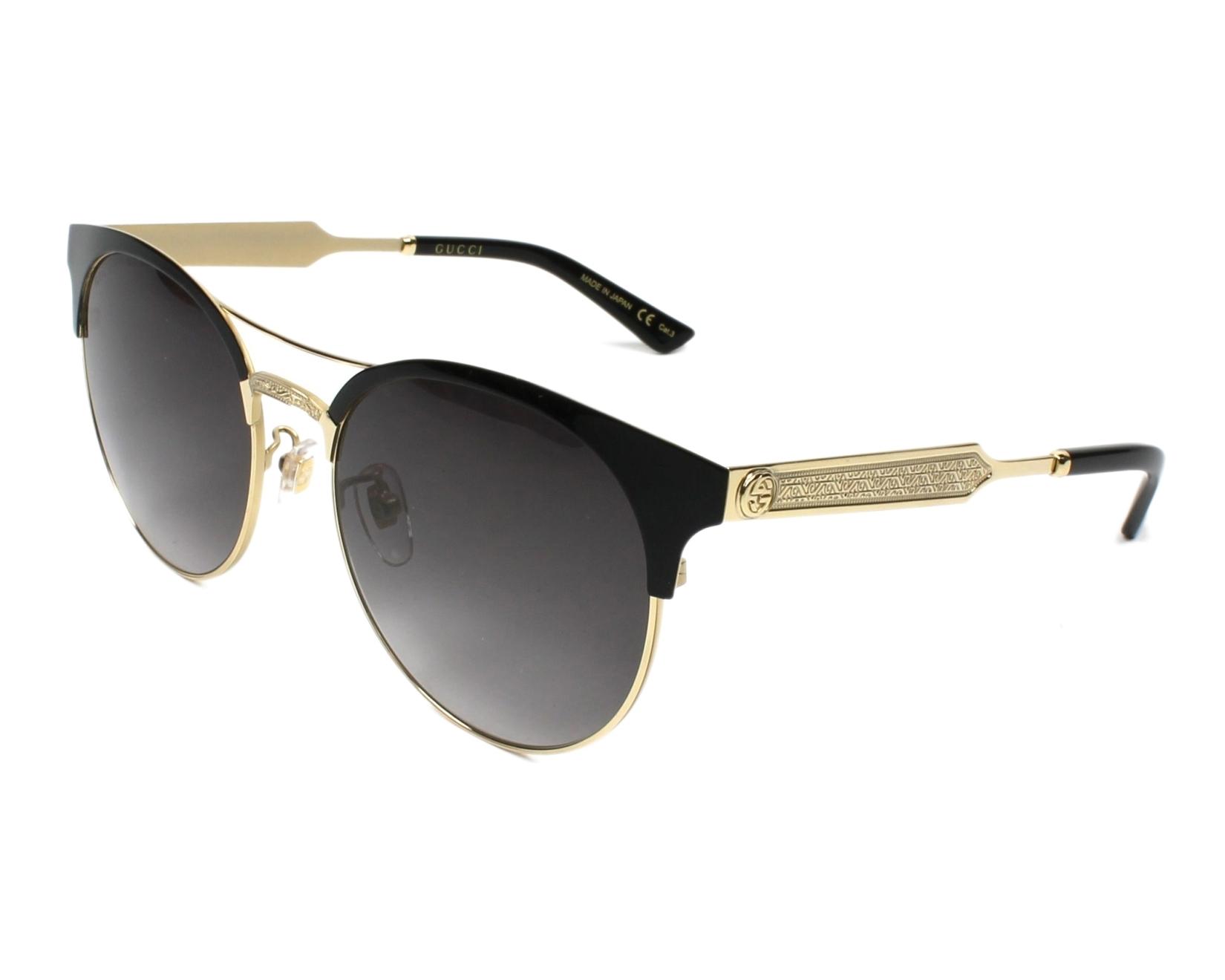 Gucci GG 0075S 002 Größe 56 hb2iE4I9