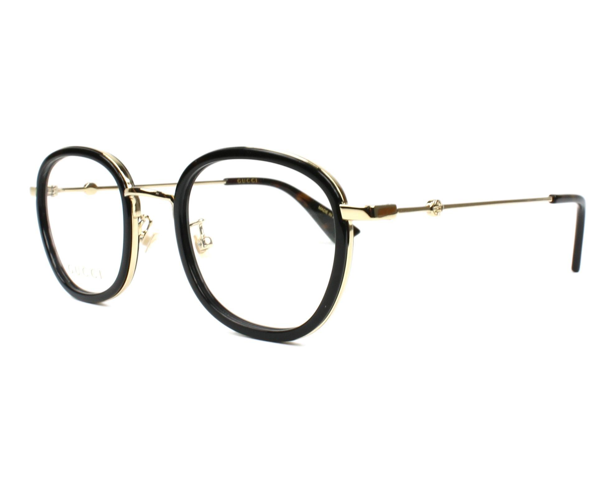 Kaufen Sie Ihre Gucci Brille GG-0111-O 001 Online - Visionet