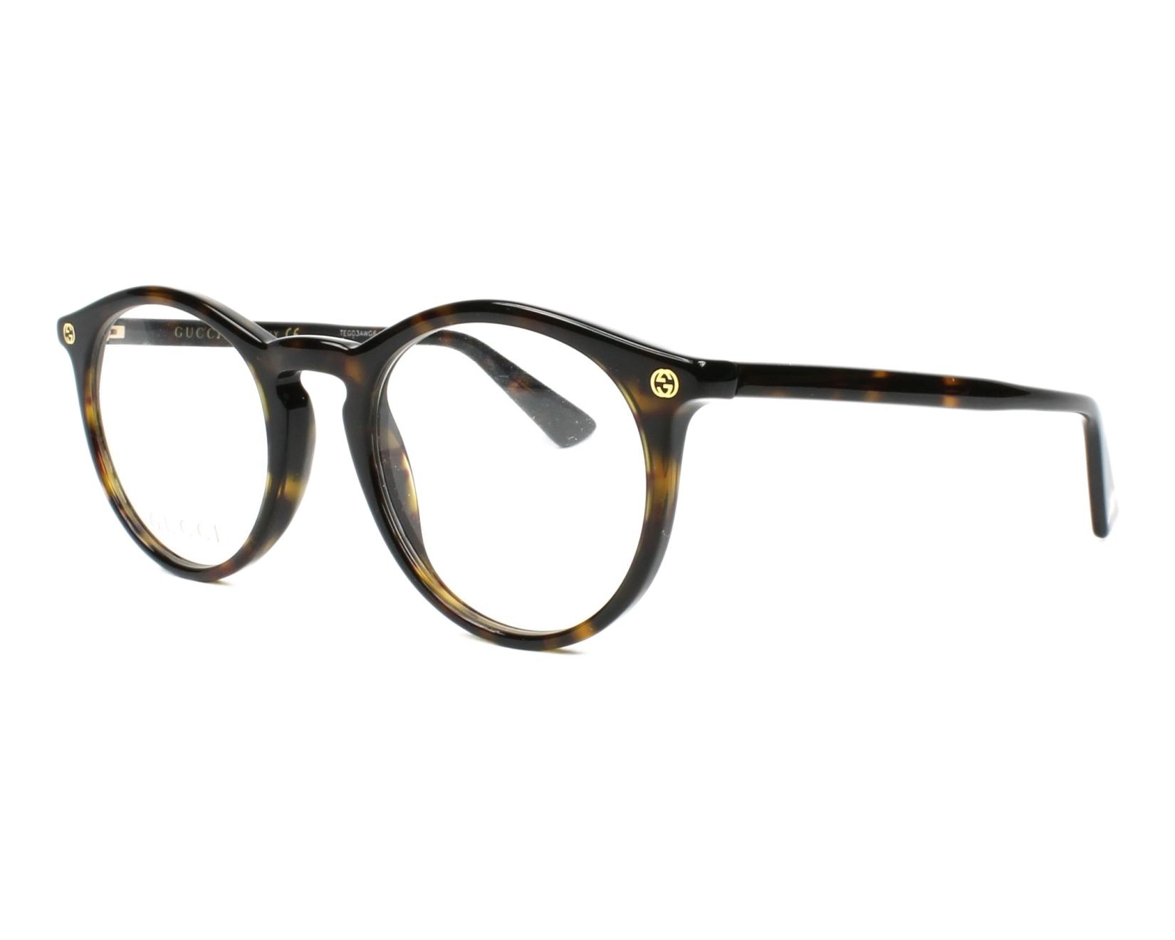 Gucci Brillen online bestellen - Bis 50% sparen - Visionet