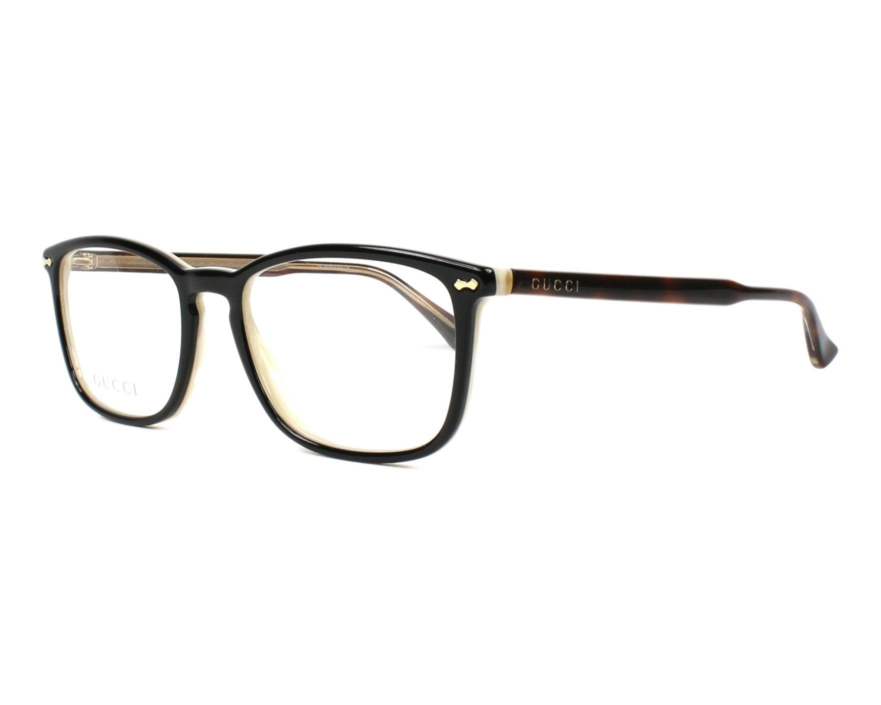 Kaufen Sie Ihre Gucci Brille GG-0188-O 004 Online - Visionet