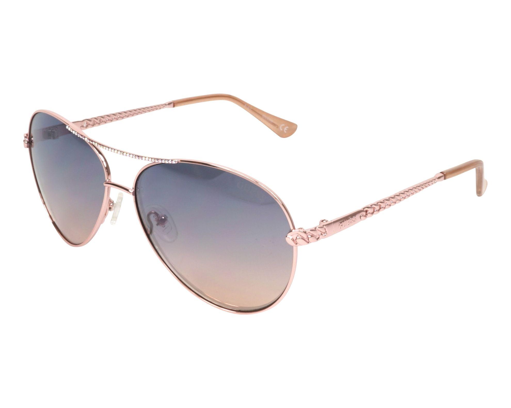 Guess Sonnenbrille Verspiegelt