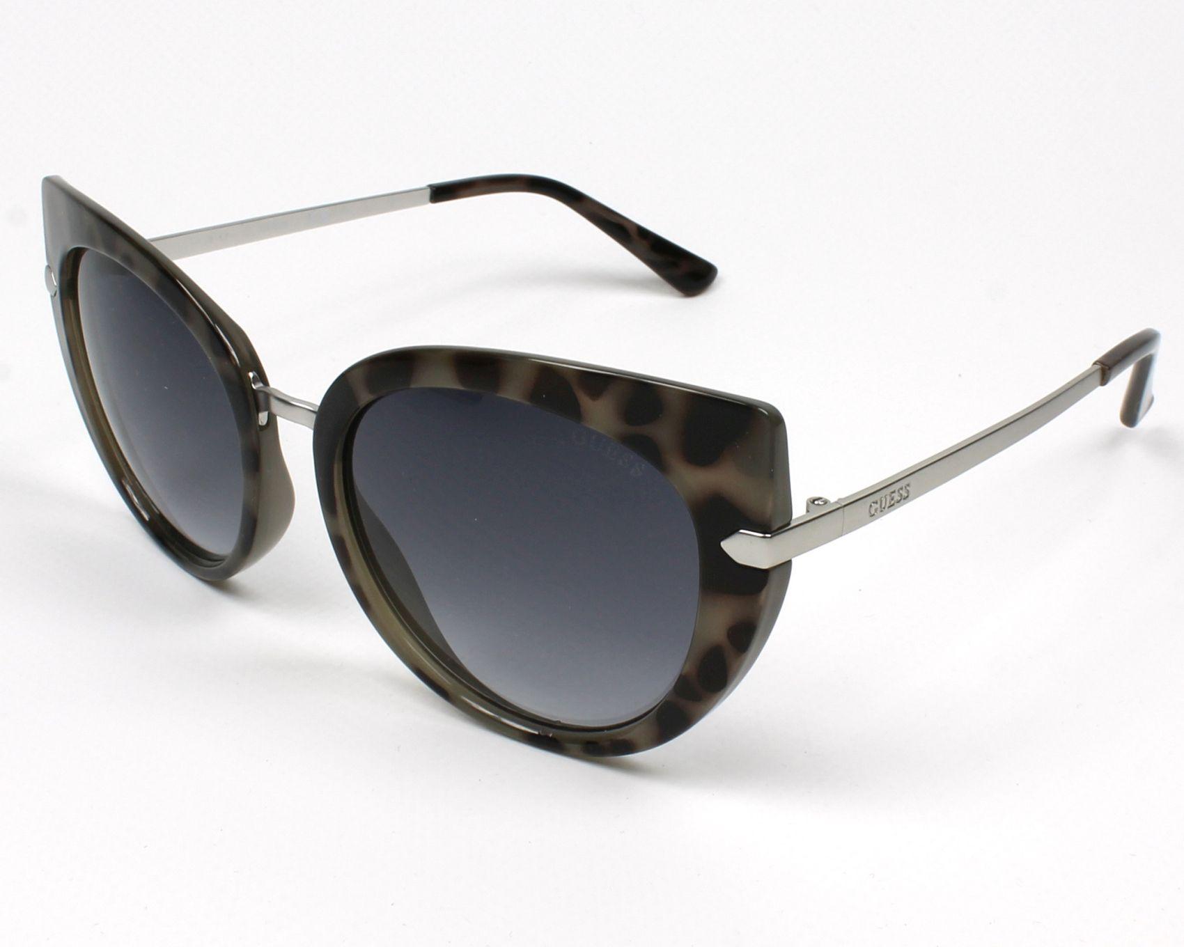 Guess Sonnenbrille (GU7513 01B 55) gXUdx9xQ