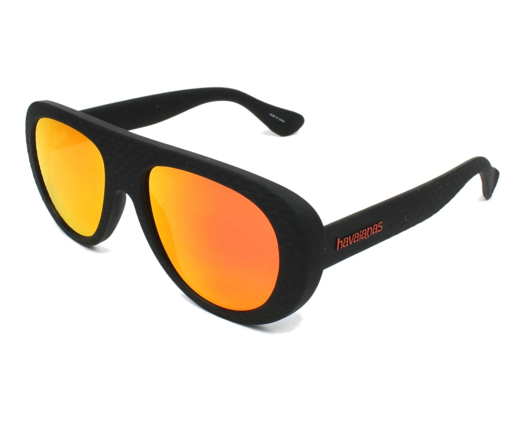 Havaianas Sonnenbrille » RIO/M«, schwarz, R0T/LS - schwarz/grau