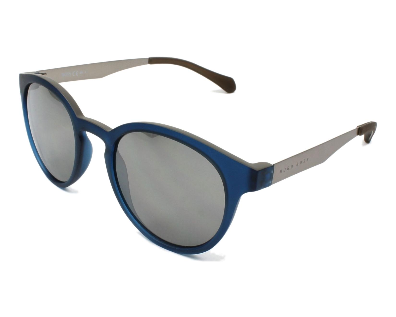 BOSS 0869/S Sonnenbrille dunkelblau ofsewJg