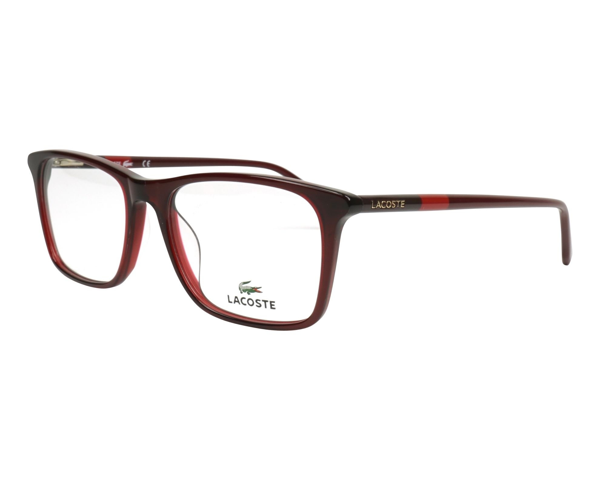 Lacoste Brille » L2752«, rot, 615 - rot