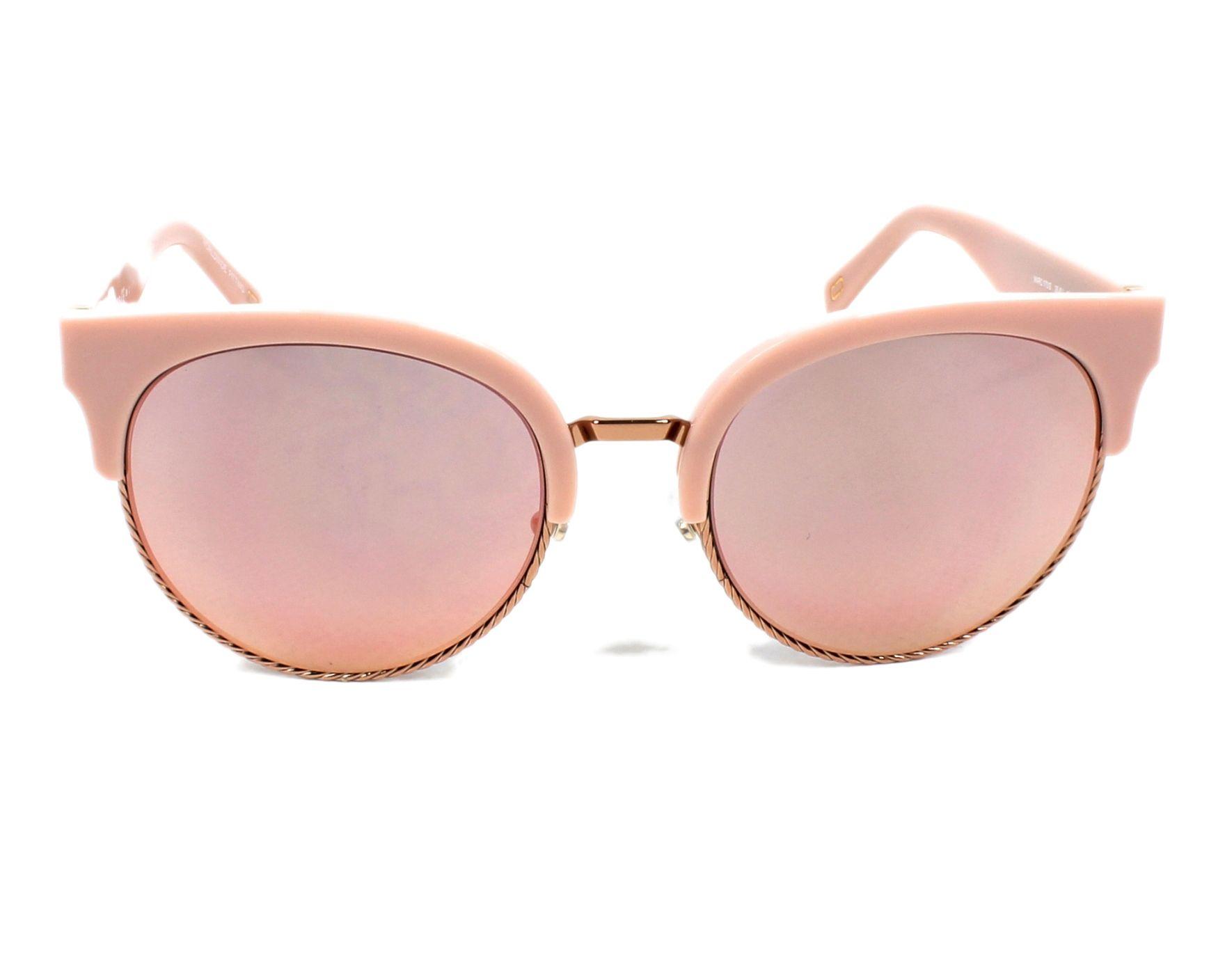 MARC JACOBS Marc Jacobs Damen Sonnenbrille » MARC 170/S«, rosa, 35J/0J - rosa/ gold