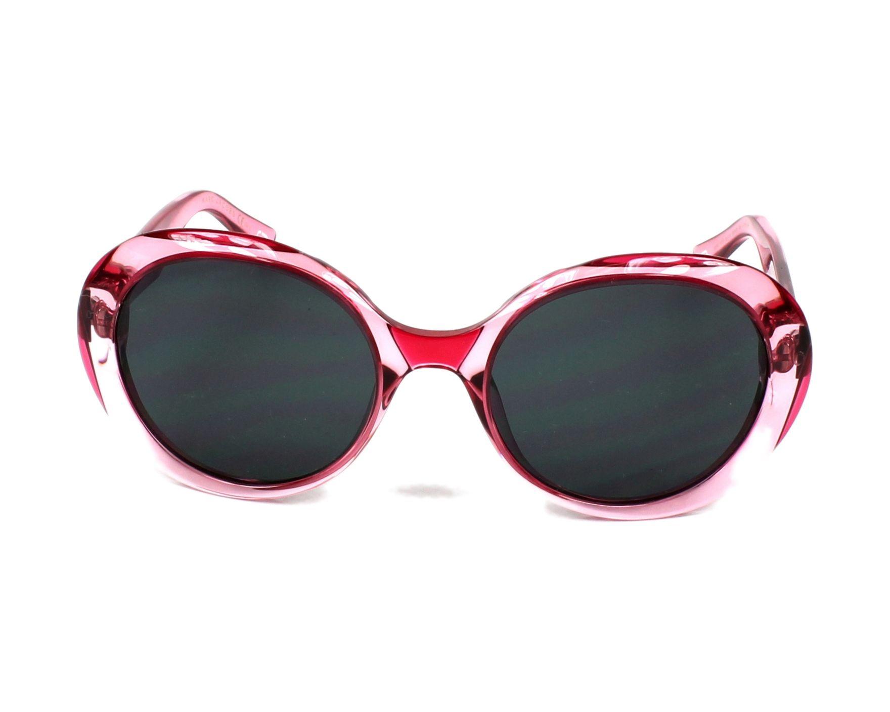 MARC JACOBS Marc Jacobs Sonnenbrille » MARC 197/S«, rosa, MU1/IR - rosa/grau