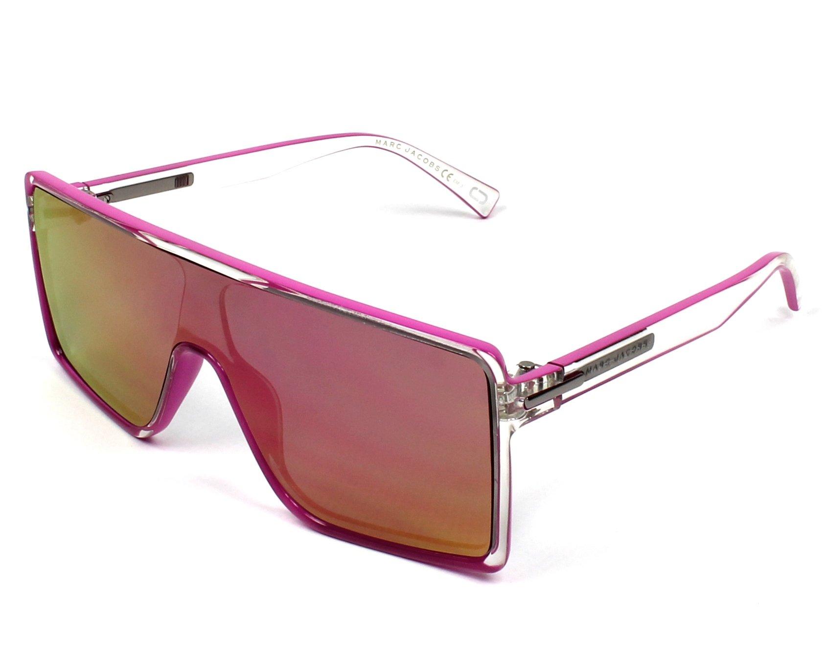 MARC JACOBS Marc Jacobs Sonnenbrille » MARC 220/S«, rosa, 3DV/VQ - rosa/rosa