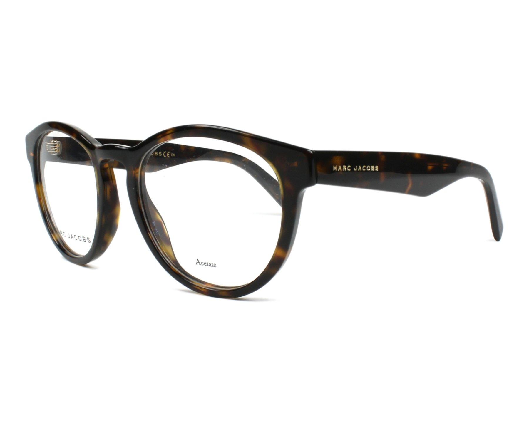 MARC JACOBS Marc Jacobs Brille » MARC 237«, schwarz, 807 - schwarz