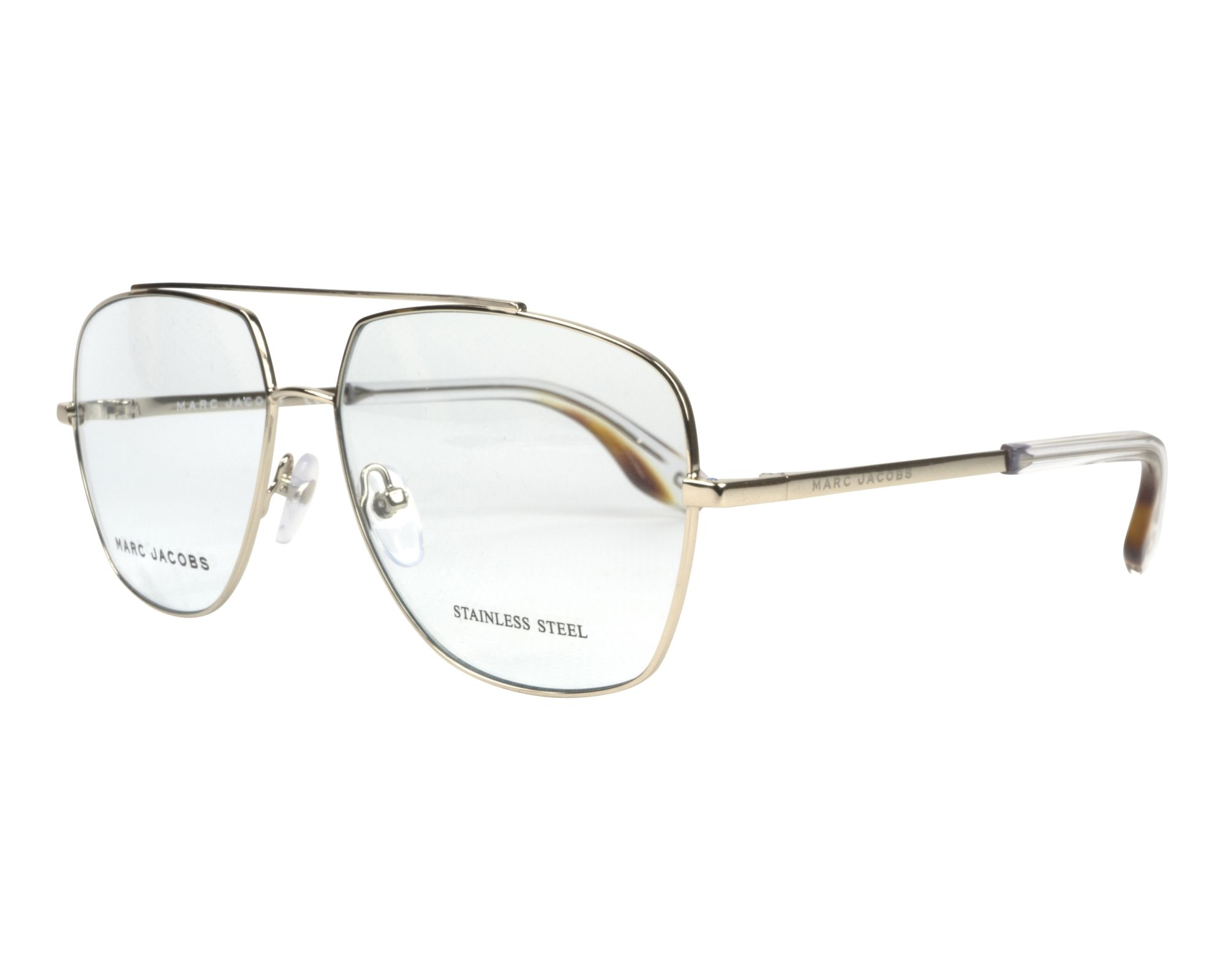Marc Jacobs Brille MARC-271 3YG Silber - Gläser: