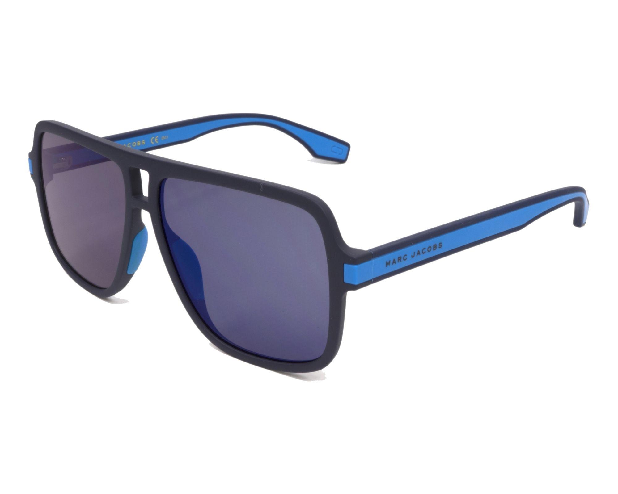 MARC JACOBS Marc Jacobs Sonnenbrille » MARC 288/S«, blau, FLL/XT - blau/blau