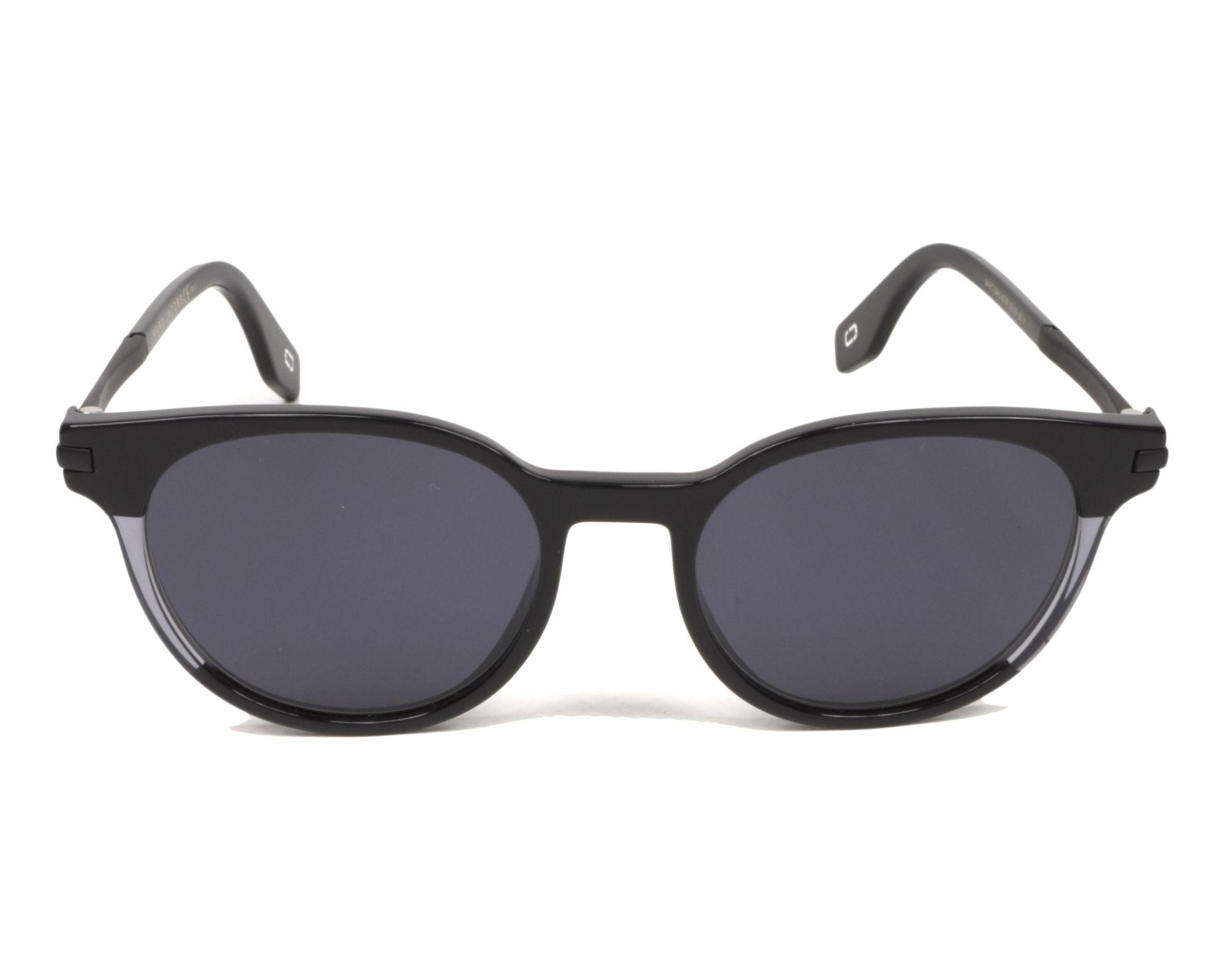 MARC JACOBS Marc Jacobs Sonnenbrille » MARC 294/S«, schwarz, D51/9O - schwarz/grau