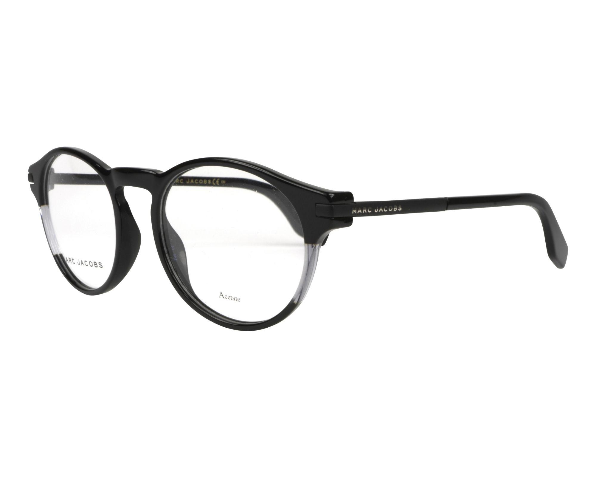 MARC JACOBS Marc Jacobs Brille » MARC 19«, schwarz, 807 - schwarz