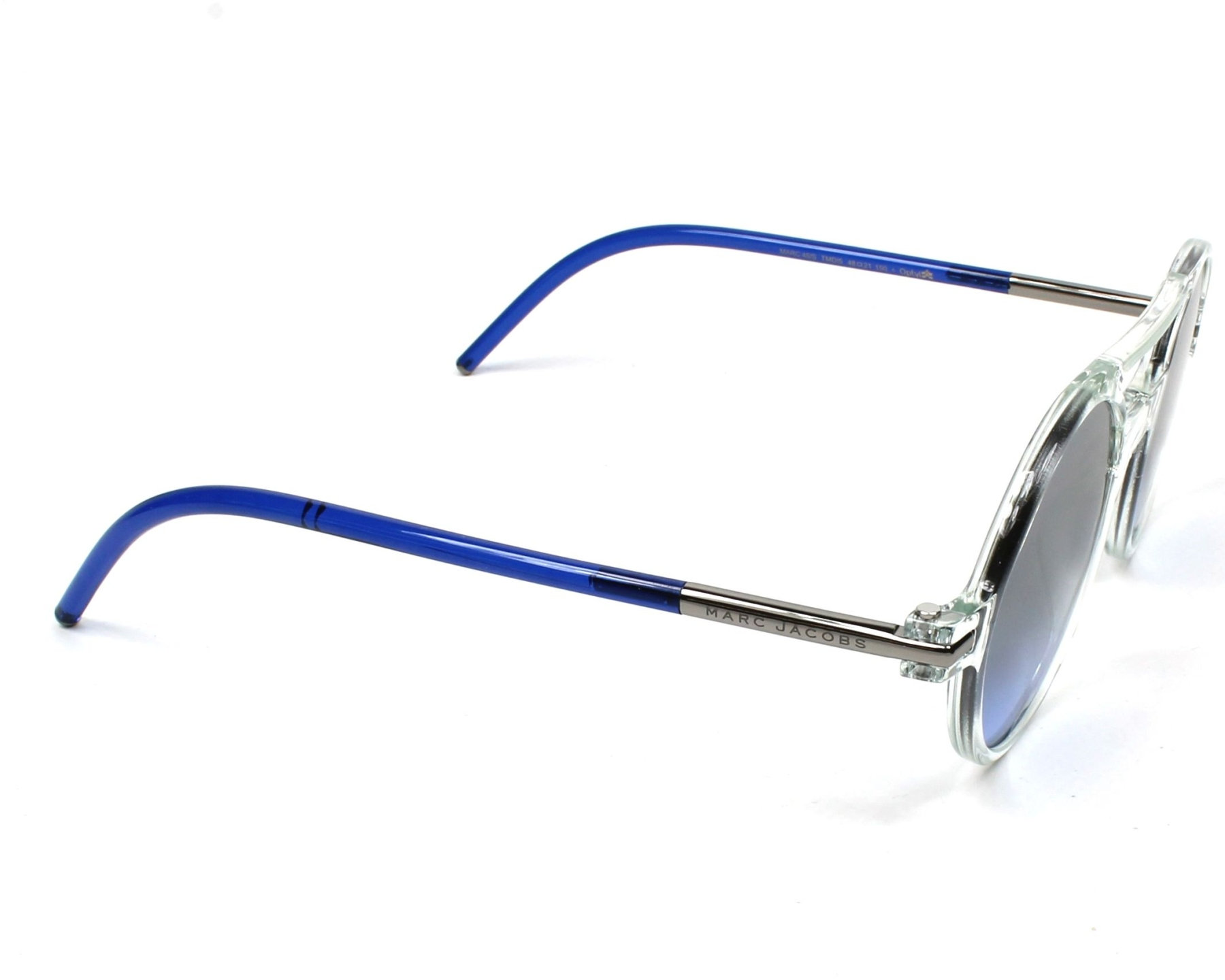 MARC JACOBS Marc Jacobs Sonnenbrille » MARC 45/S«, blau, TMD/I5 - blau/ blau