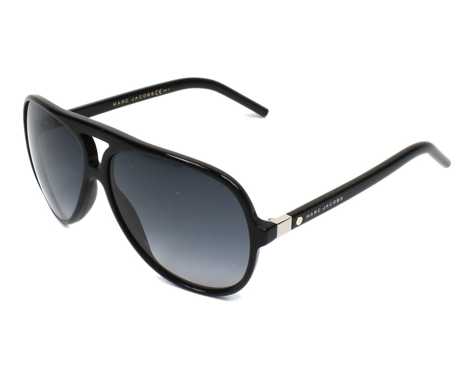 MARC JACOBS Marc Jacobs Sonnenbrille » MARC 70/S«, schwarz, 807/HD - schwarz/grau