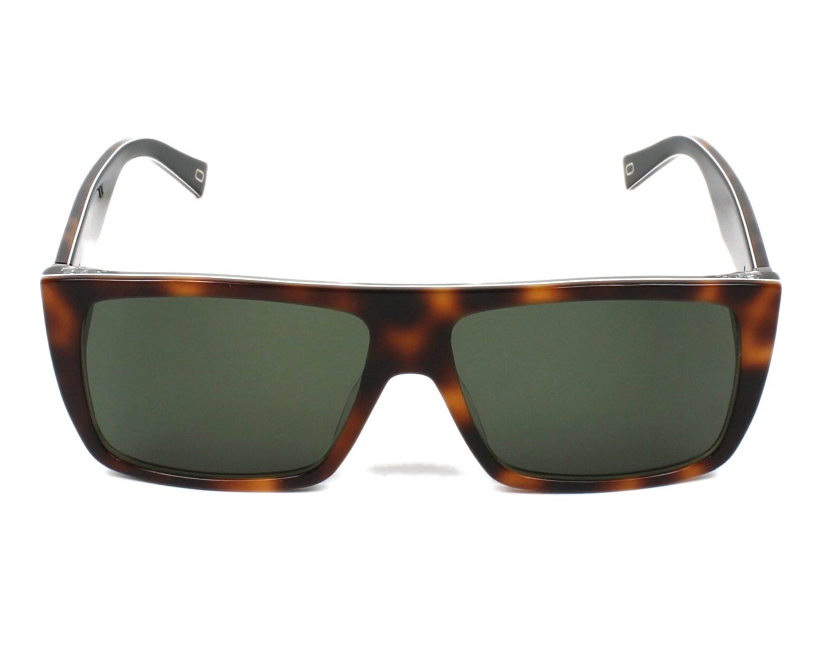 MARC JACOBS Marc Jacobs Sonnenbrille » MARC ICON 096/S«, grün, 2S0/QT - grün/grün