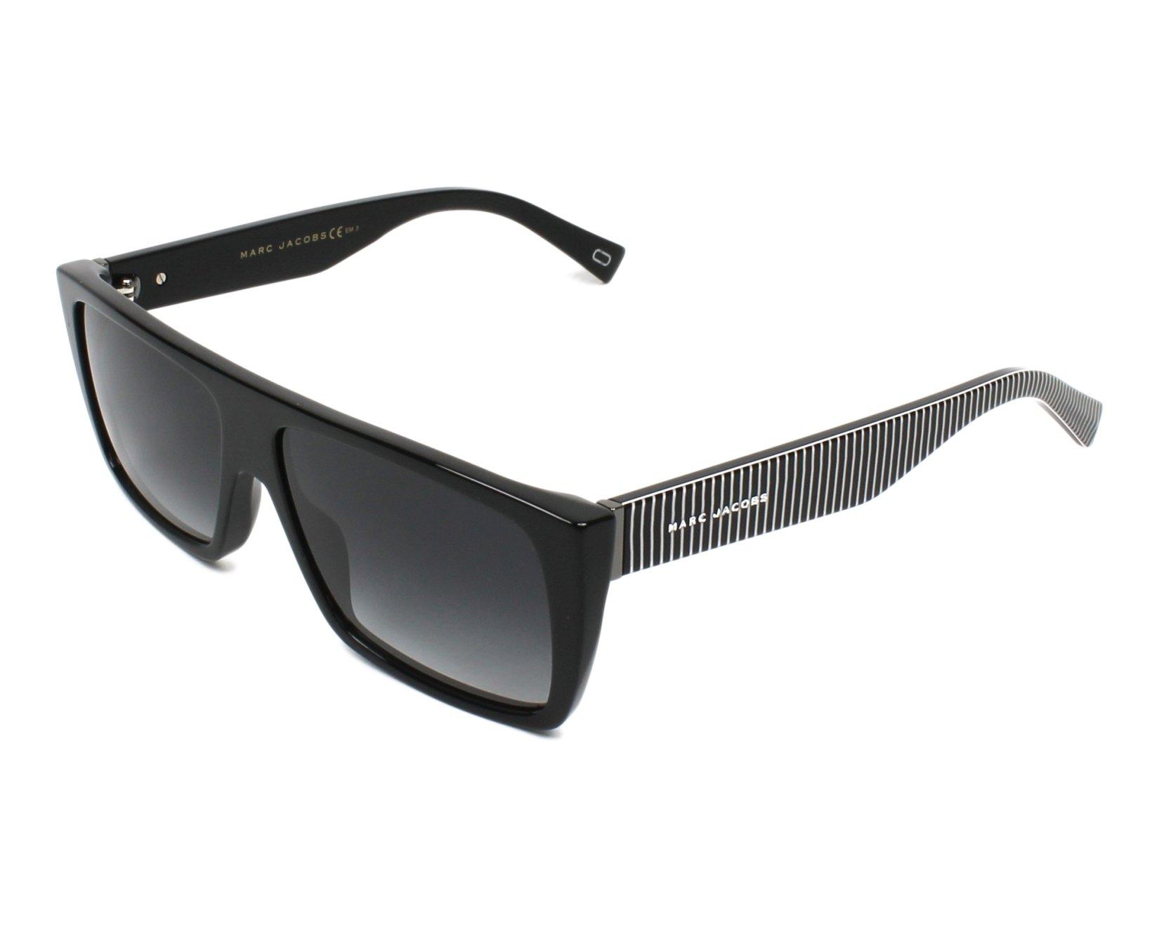 MARC JACOBS Marc Jacobs Sonnenbrille » MARC ICON 096/S«, schwarz, 807/9O - schwarz/grau
