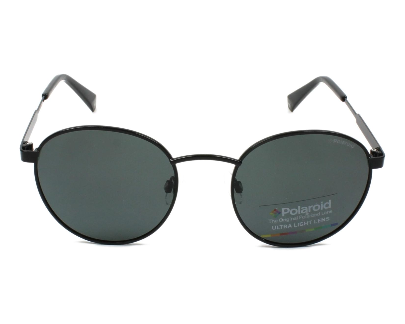 Polaroid Sonnenbrille » PLD 2053/S«, schwarz, 807/M9 - schwarz/grau