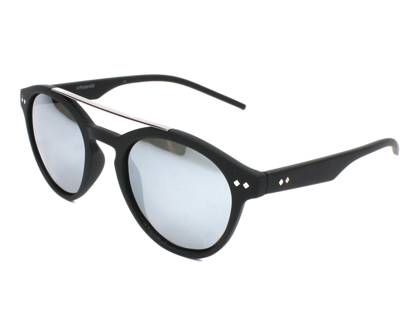 Polaroid Sonnenbrille » PLD 6030/S«, schwarz, 003/AI - schwarz/ rosa