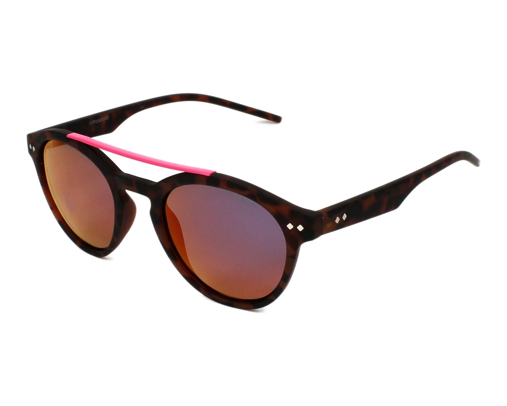 Polaroid Sonnenbrille » PLD 6030/S«, schwarz, 003/M9 - schwarz/grau
