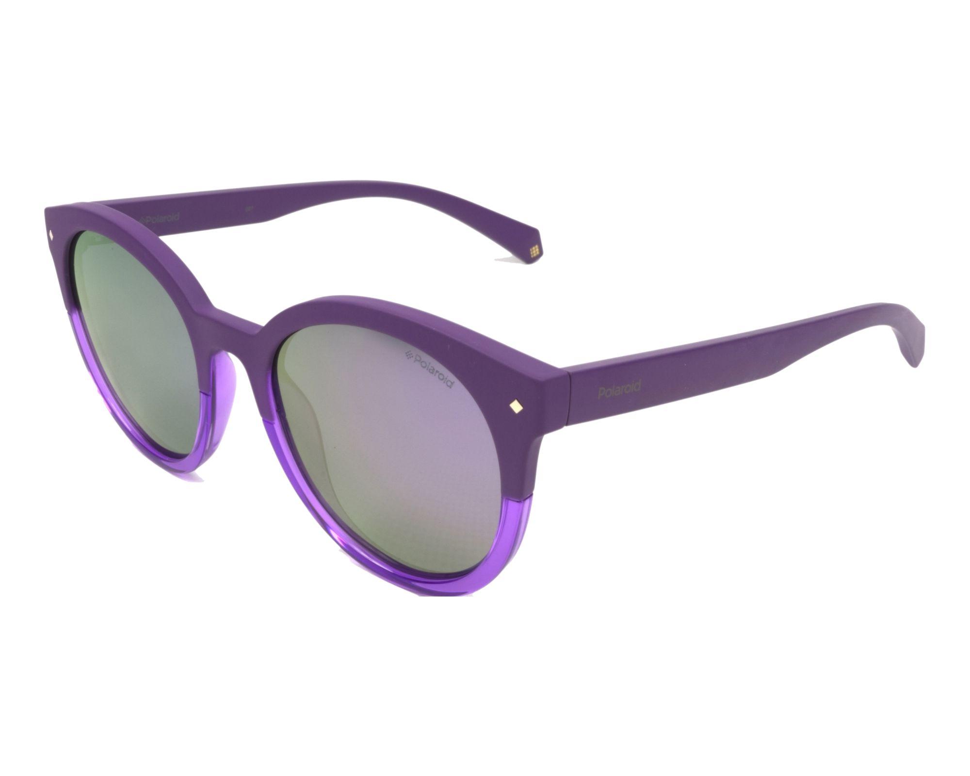 Polaroid Damen Sonnenbrille » PLD 6043/S«, rosa, 35J/AI - rosa/ rosa