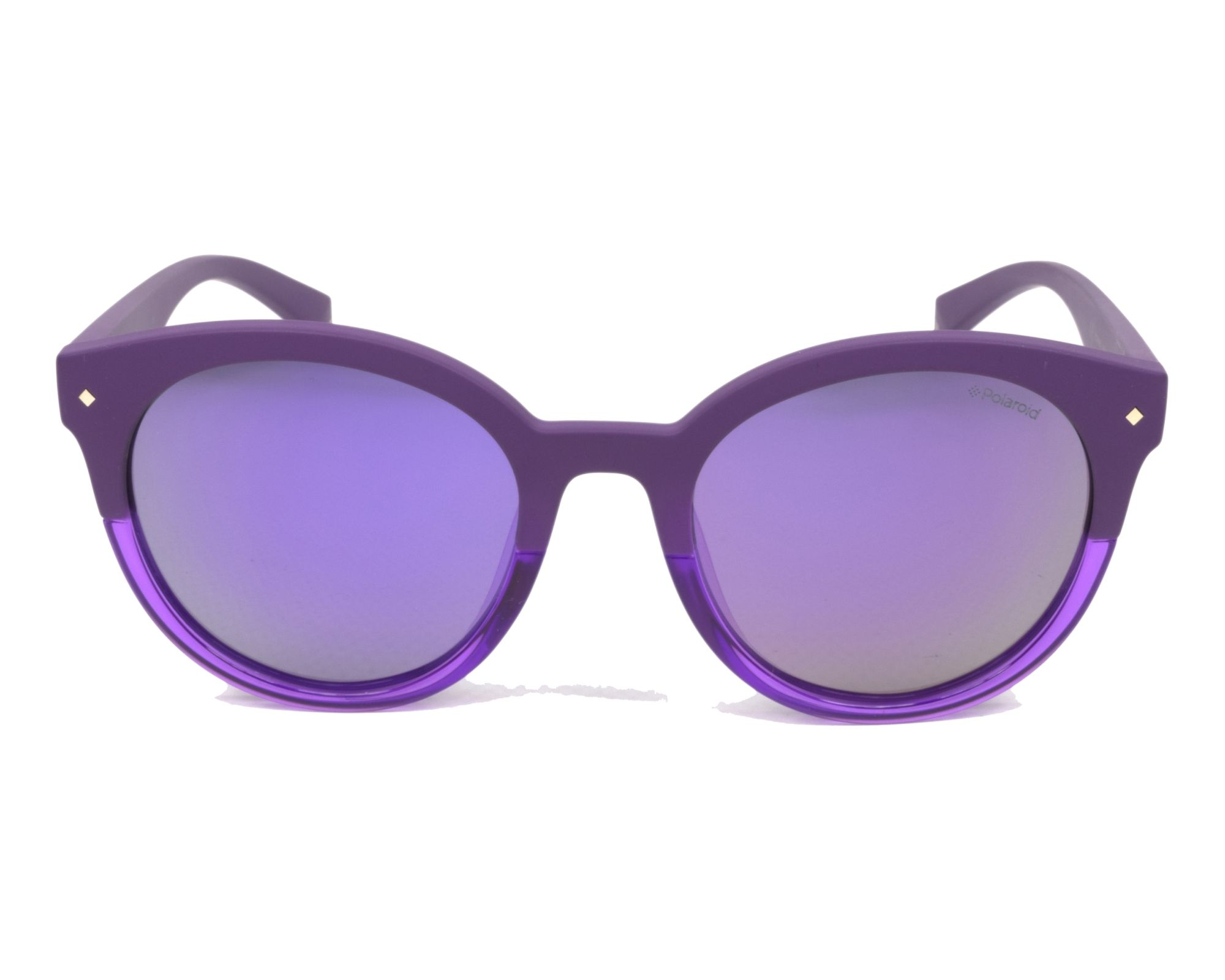 Polaroid Damen Sonnenbrille » PLD 6043/S«, lila, B3V/MF - lila/lila