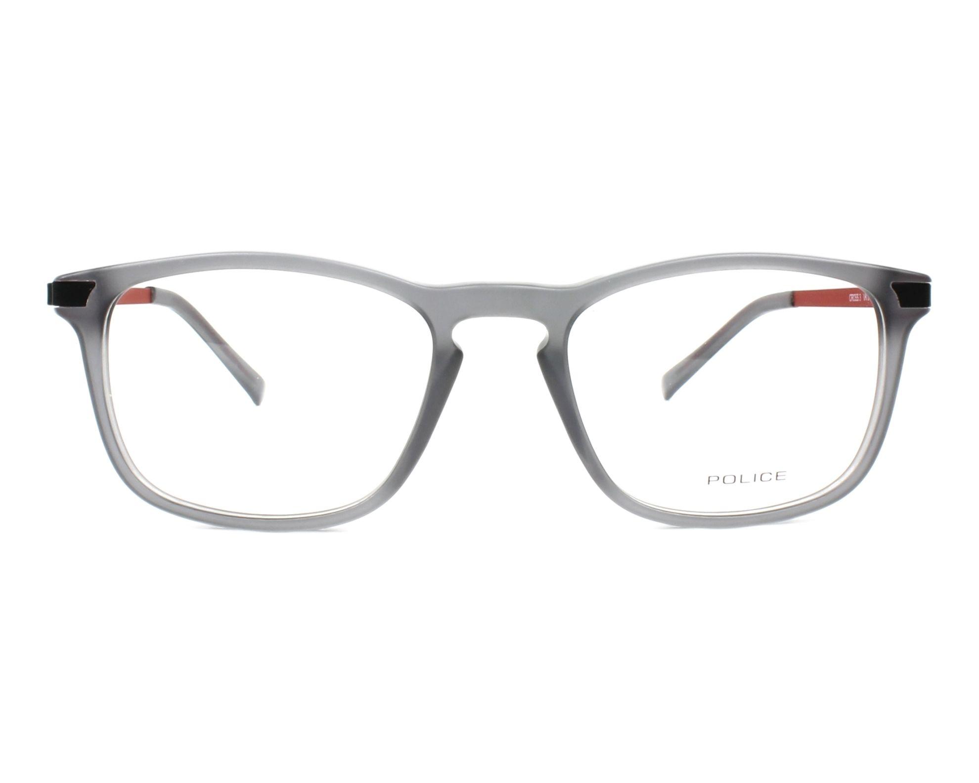 Police Brille » VK043«, grau, 4GTM - grau