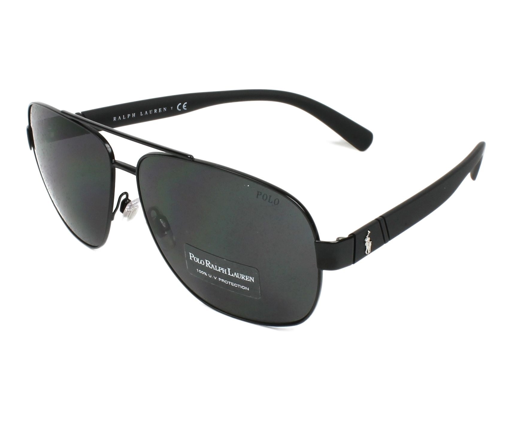 Polo Ralph Lauren PH3110 Sonnenbrille Schwarz 926787 60mm MtwKtOTTA