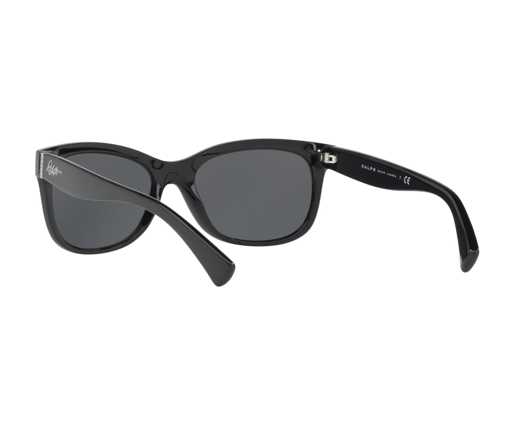 Ralph RA5233 Sonnenbrille Schwarz 137787 56mm XFHNaOmZb