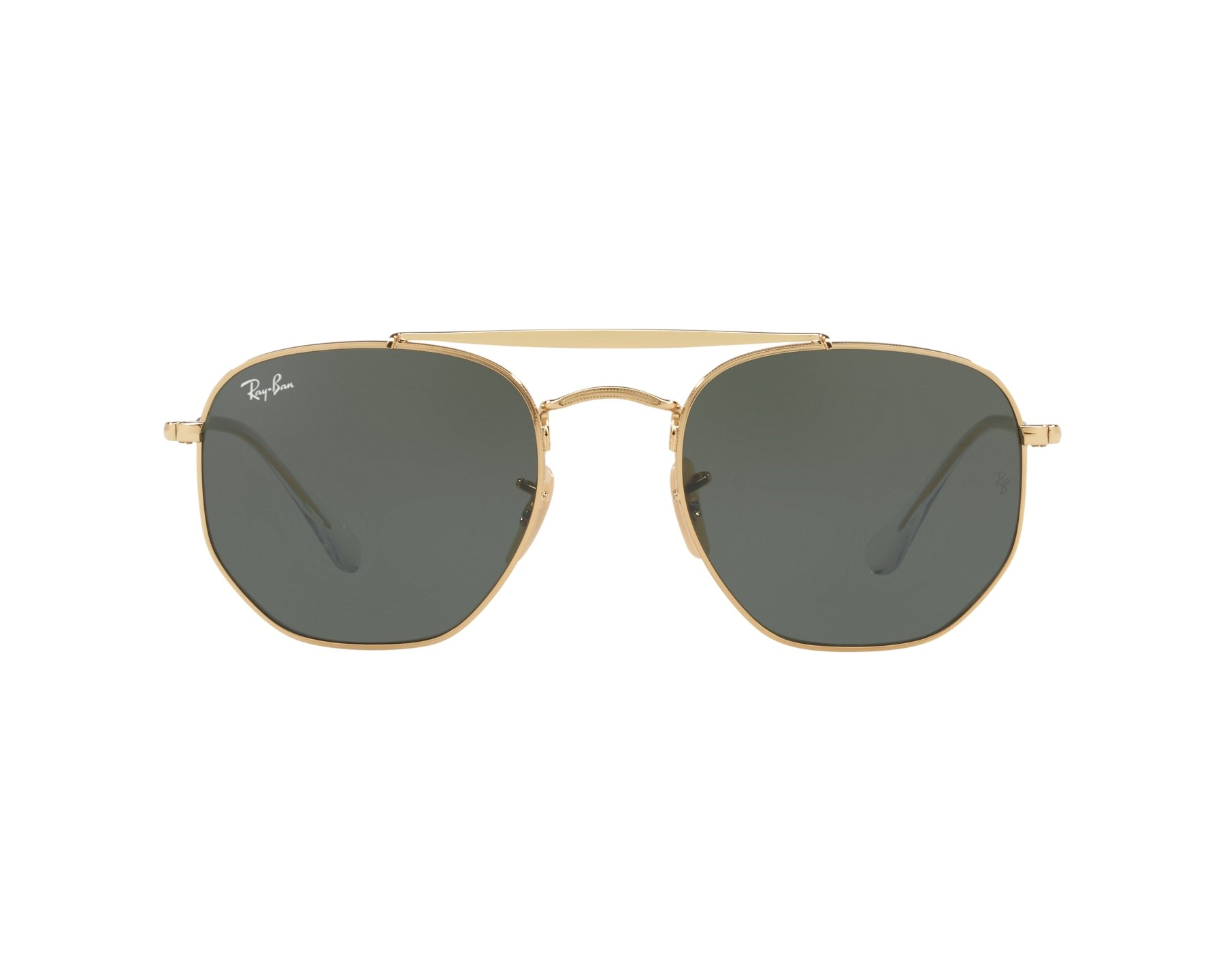 Ray-Ban Marshal Sonnenbrille Gold 001 54mm QTQp3HGWt