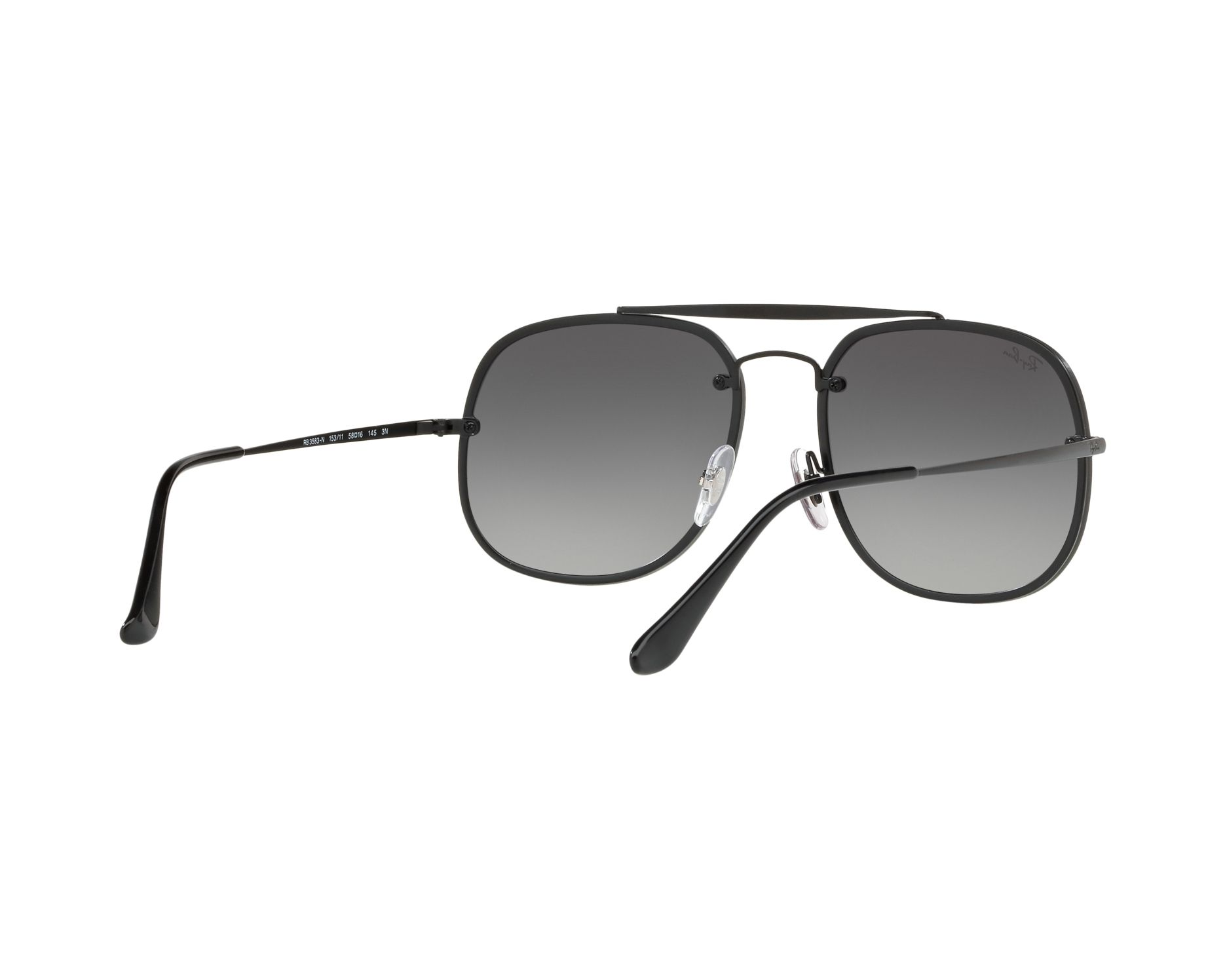 585ab80fd0f Sonnenbrillen Ray-Ban RB-3583-N 153 11 58-16 schwarz