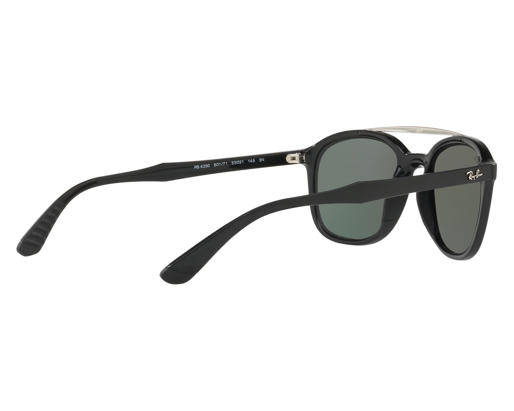 db2f1b1694 Sonnenbrillen Ray-Ban RB-4290 601 71 53-21 schwarz silber 360