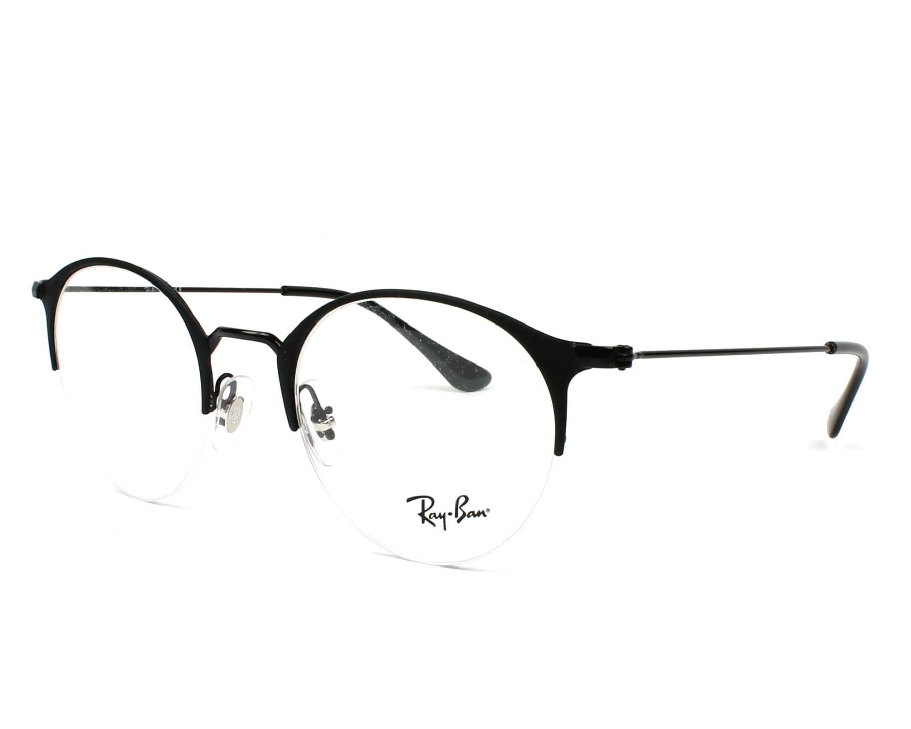 RAY BAN RAY-BAN Brille » RX3578V«, schwarz, 2904 - schwarz
