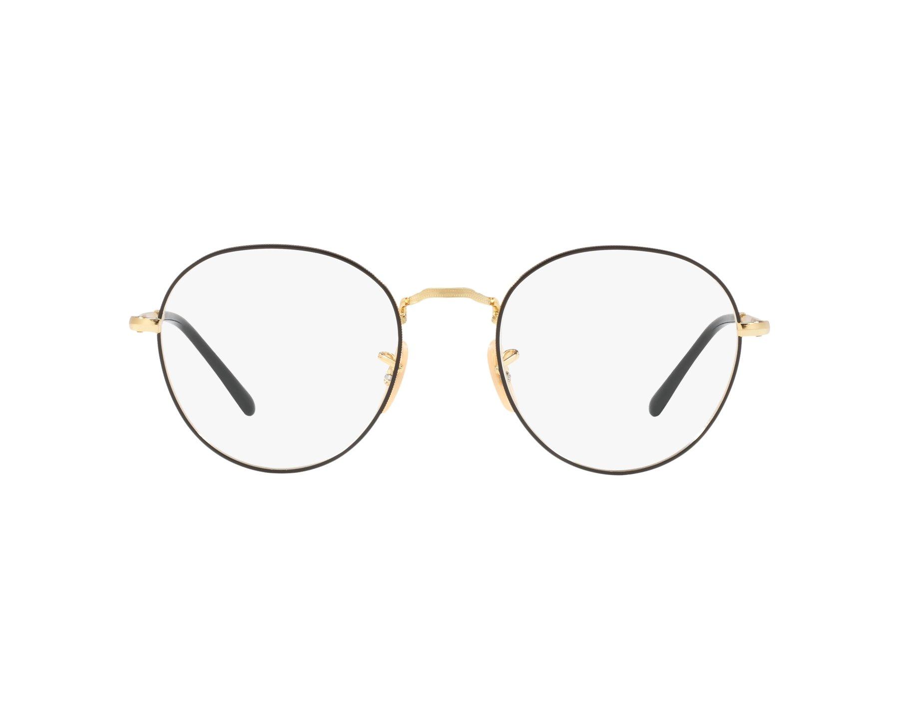 e54f2648d9 Brillen Ray-Ban RX-3582-V 2946 49-20 schwarz gold 360