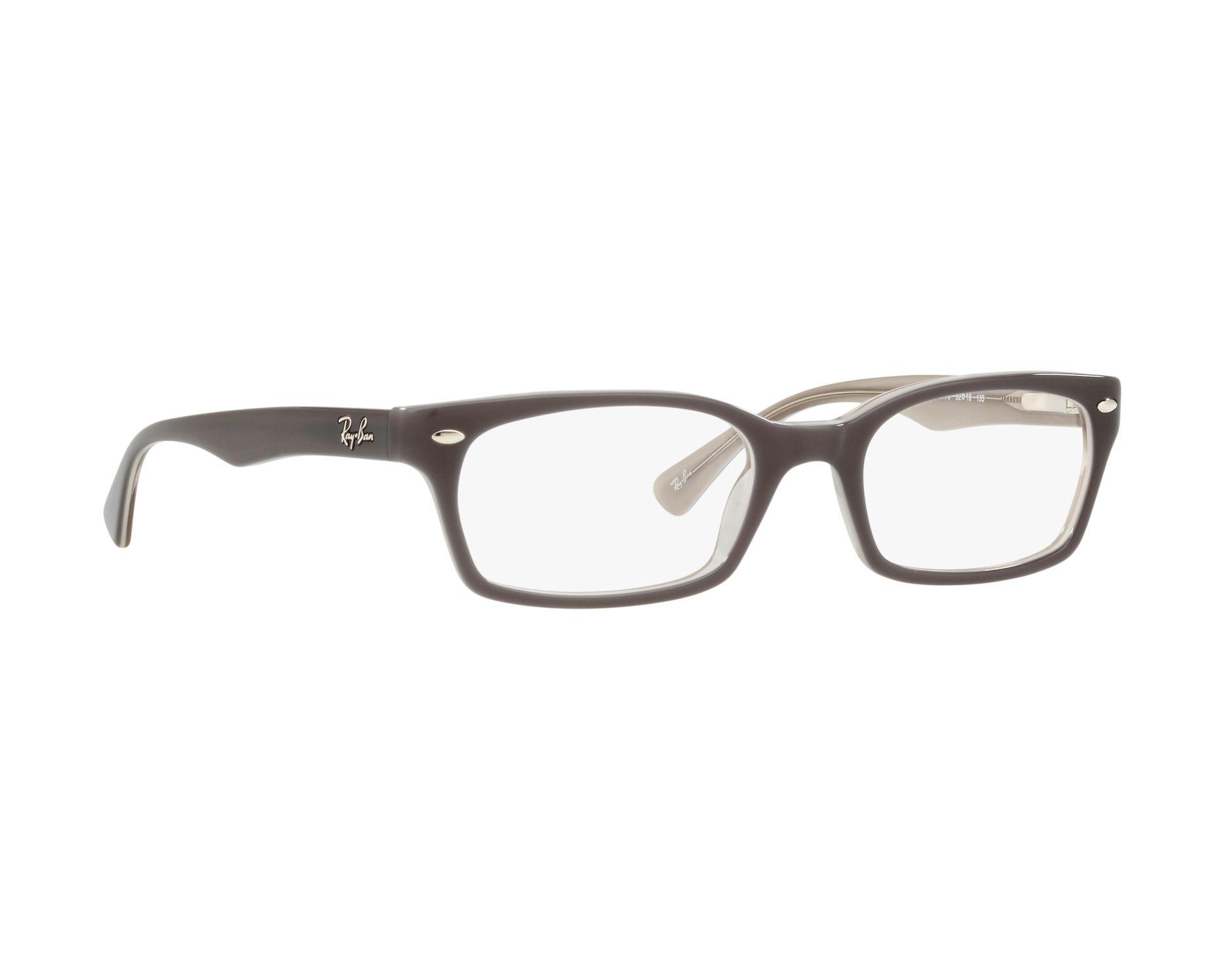 RAY BAN RAY-BAN Damen Brille » RX5150«, grau, 5778 - grau