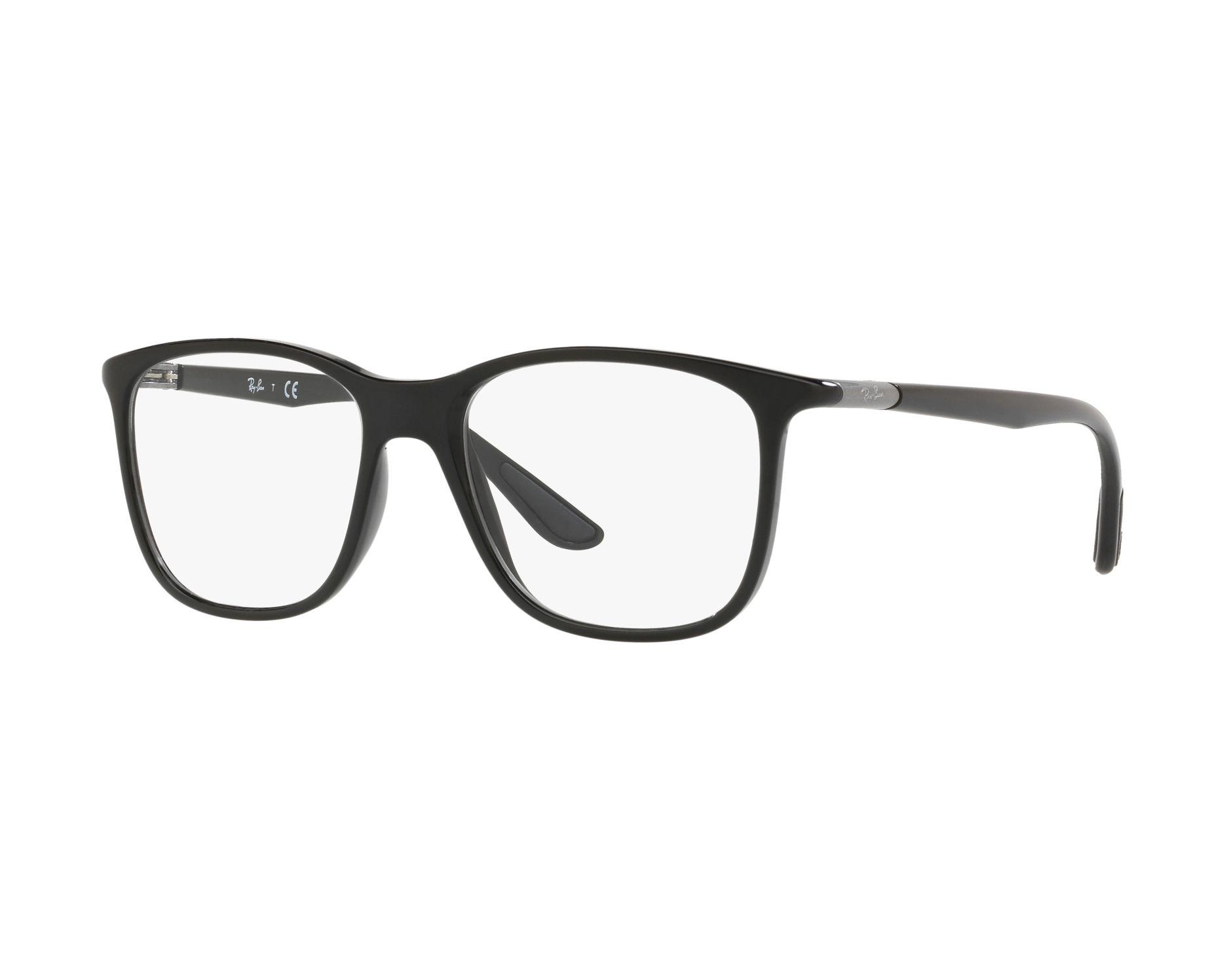 RAY BAN RAYBAN Brille » RX7143« braun 2012 braun zJXihTHd ...