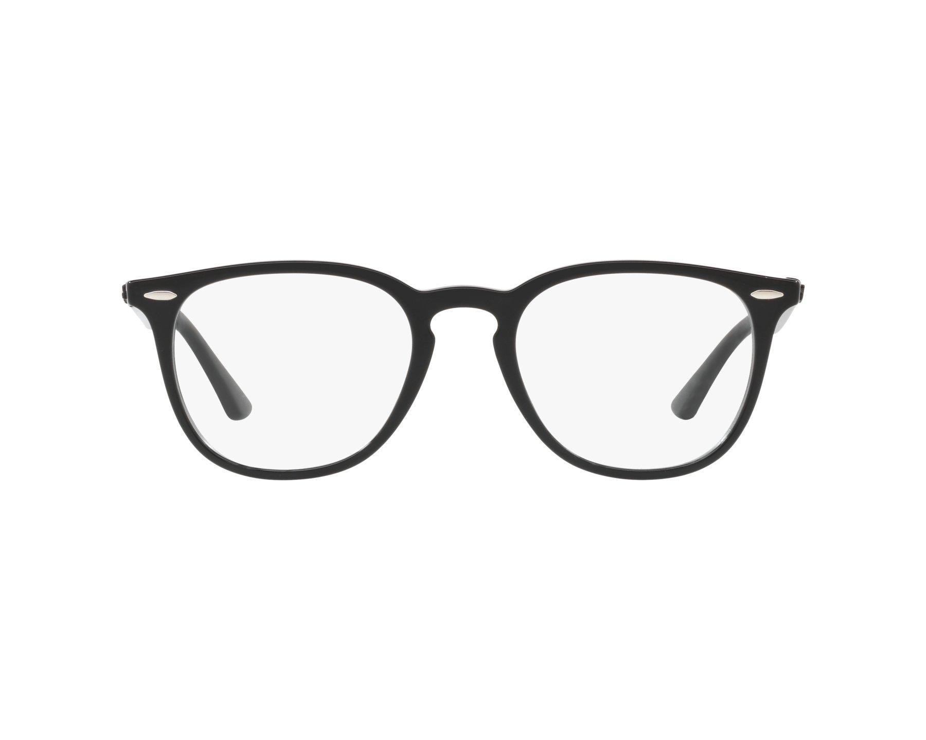 RAY BAN RAY-BAN Brille » RX7159«, schwarz, 2000 - schwarz