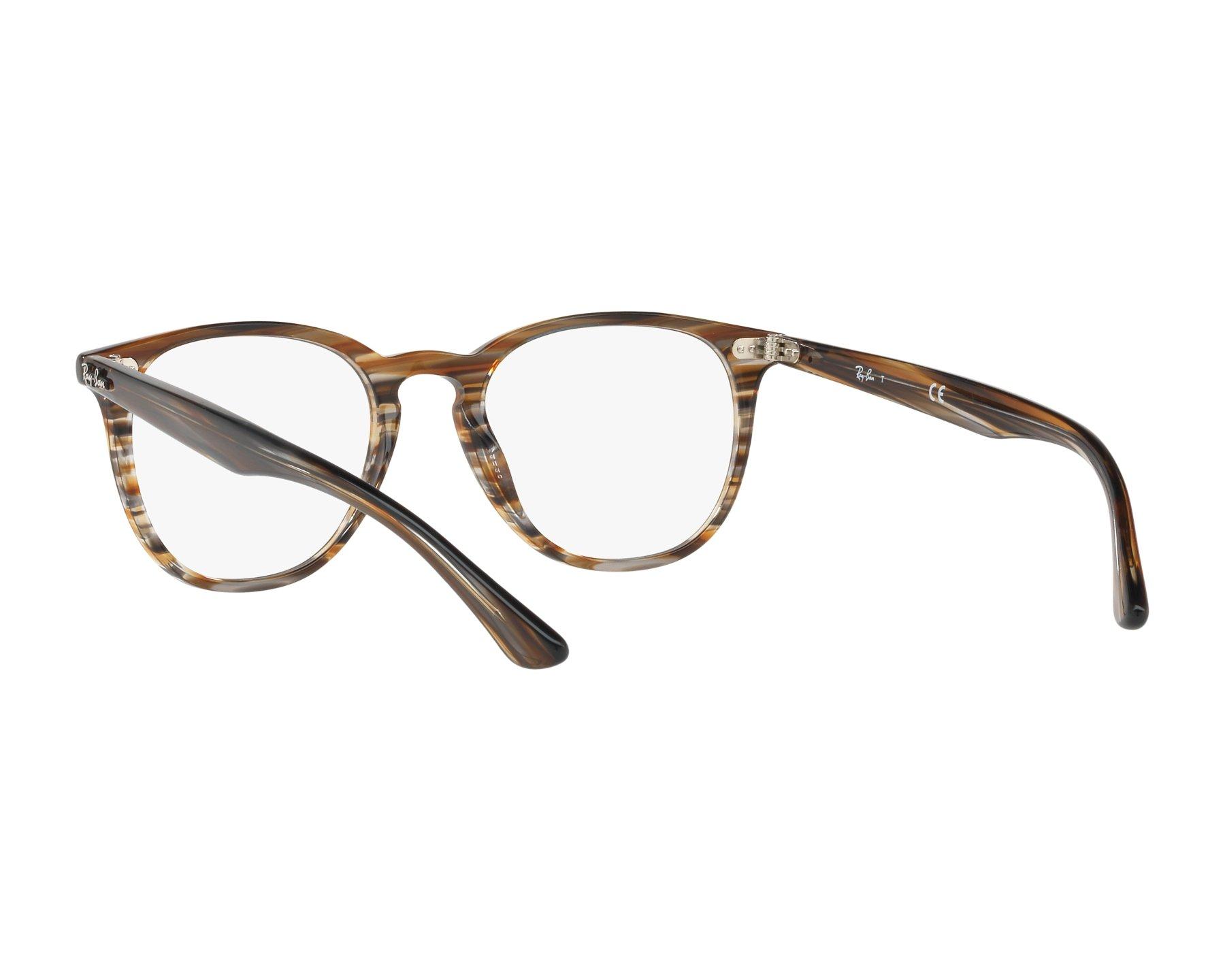 RAY BAN RAY-BAN Brille » RX7159«, braun, 5749 - braun