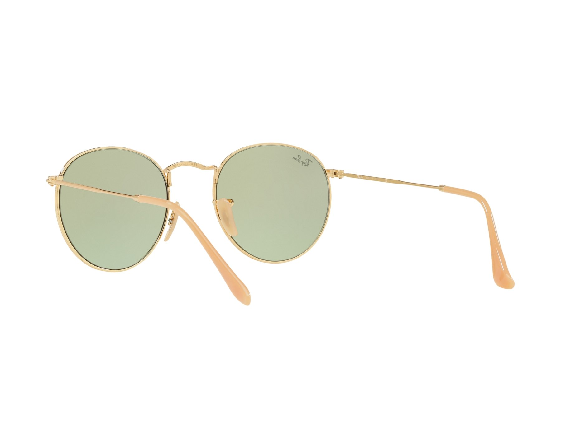 Ray-Ban RB3447 Sonnenbrille Gold 90644C 53mm w7yD0Dg